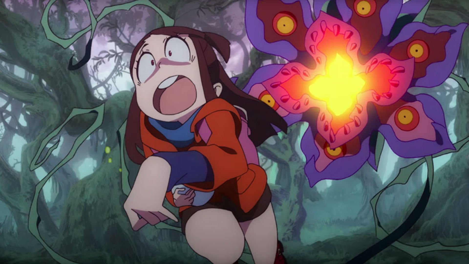 Review Little Witch Academia Season 1
