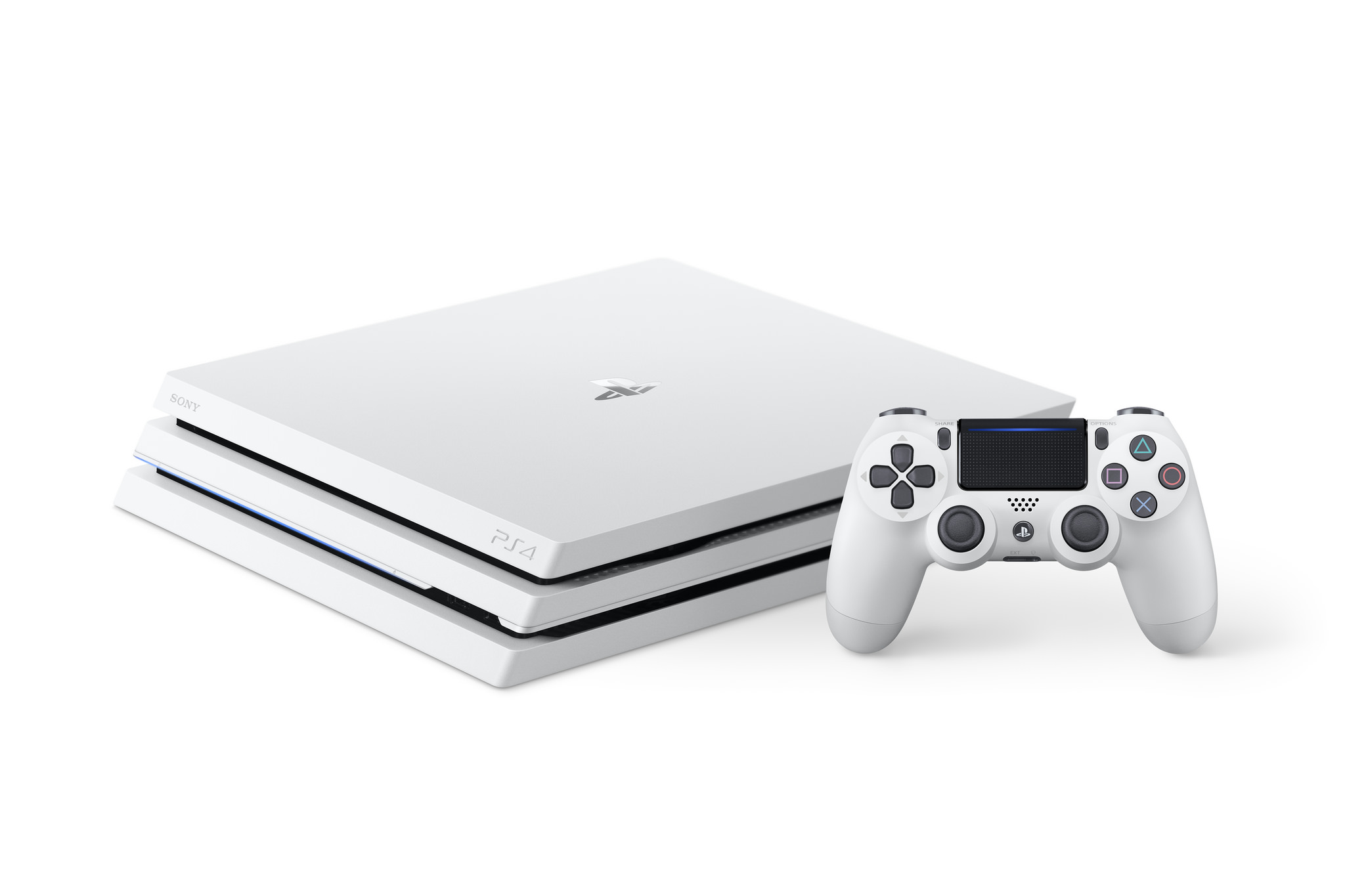 There's a white PS4 Pro, but it's exclusive to the Destiny 2
