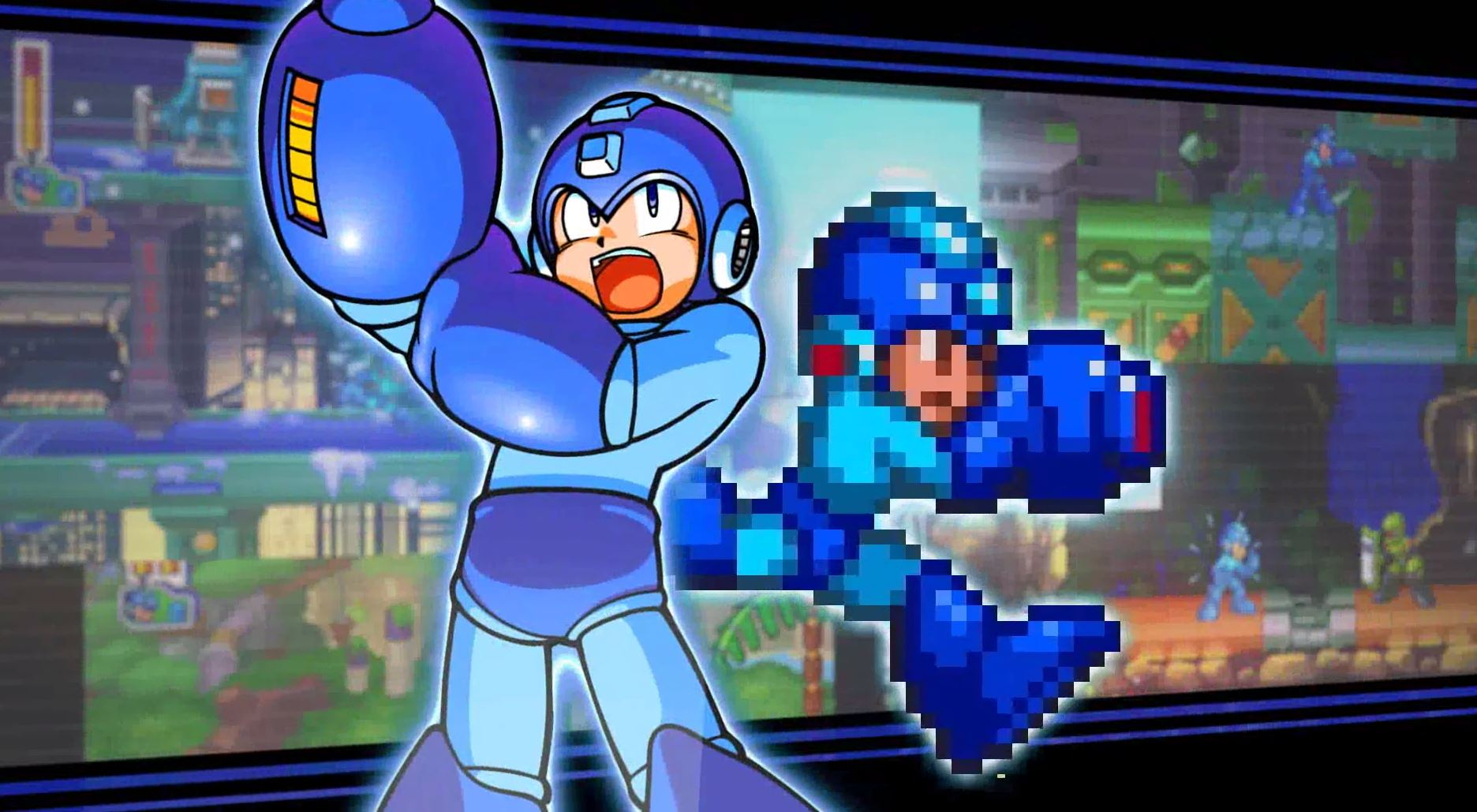 A Game Genre Copycat Face Off Heats Up: Good Ol' Walmart Has Mega Man Legacy Collection 2 For 28% Off
