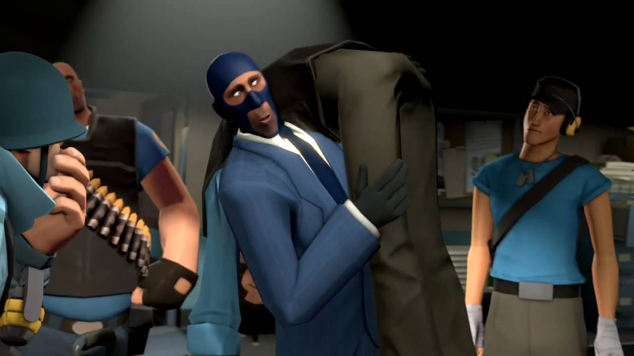You Ve Got Character The Spy