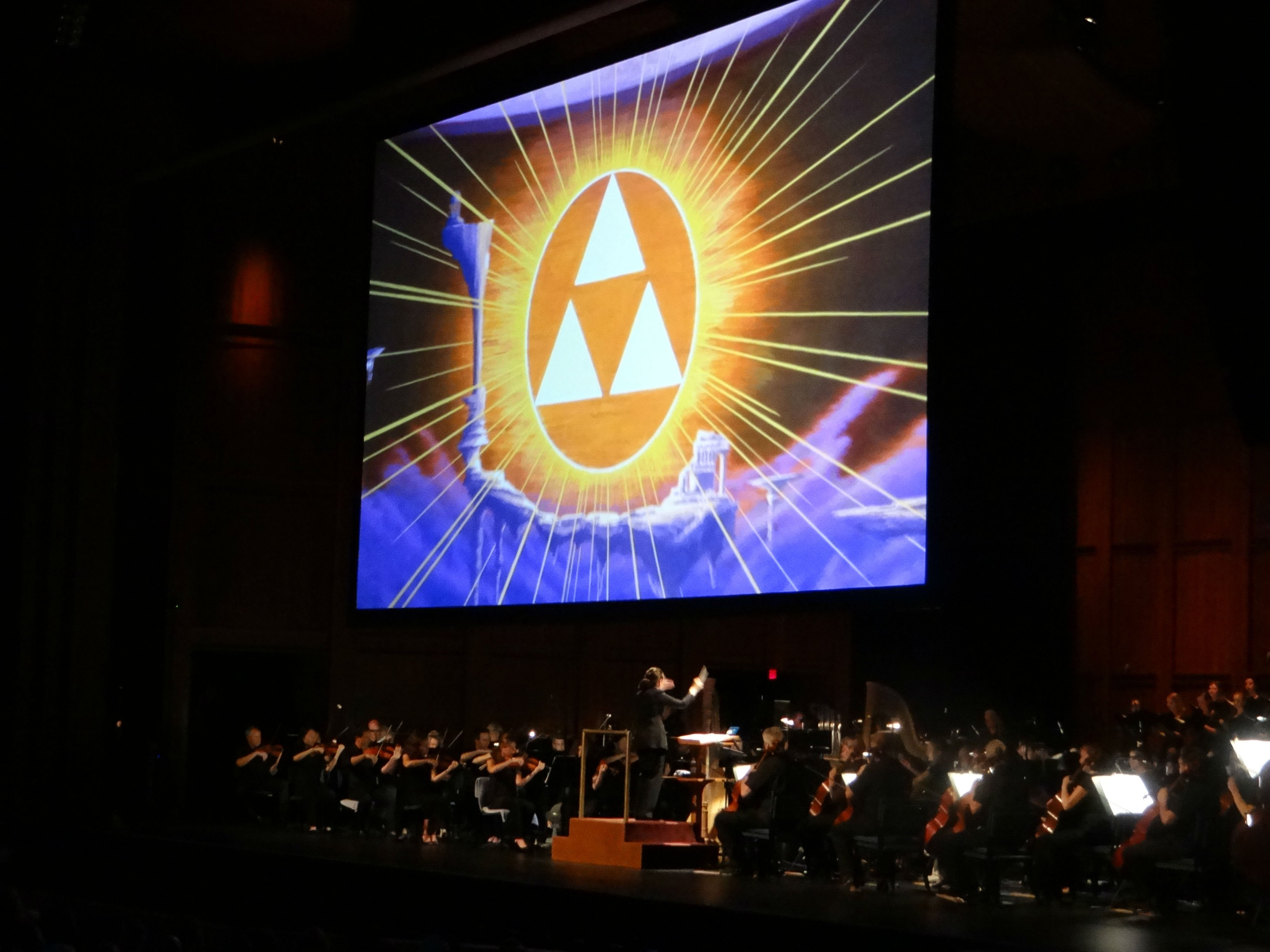 Five years on, Zelda Symphony of the Goddesses is still beautiful