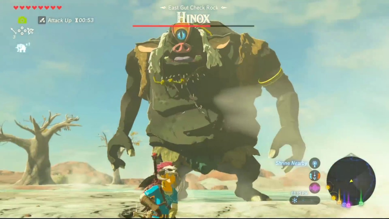 Breaking down why Breath of the Wild is highly overrated