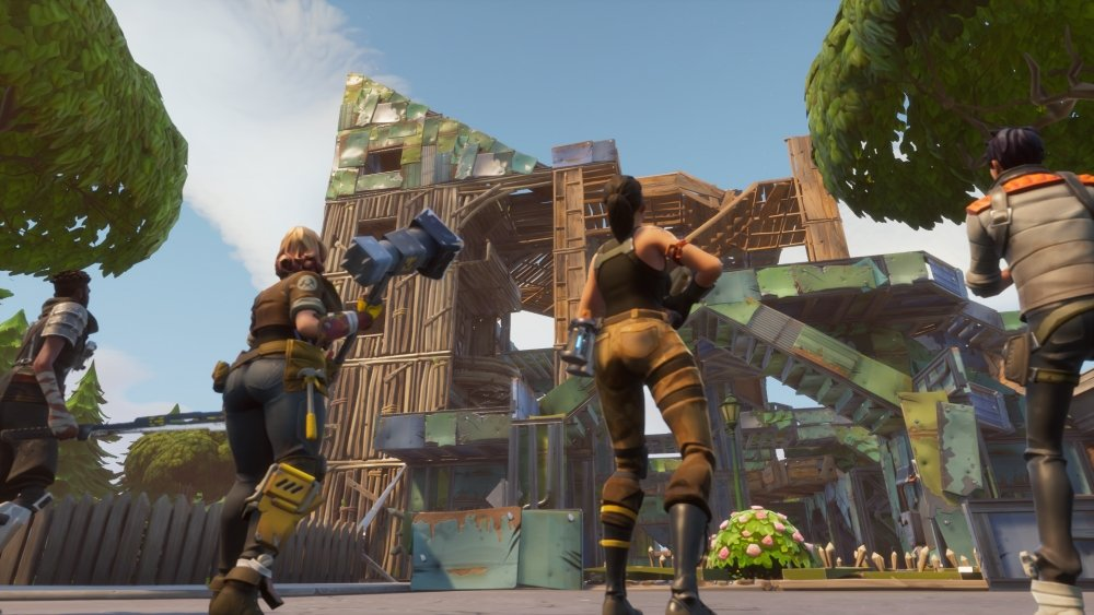 Early Access Review: Fortnite
