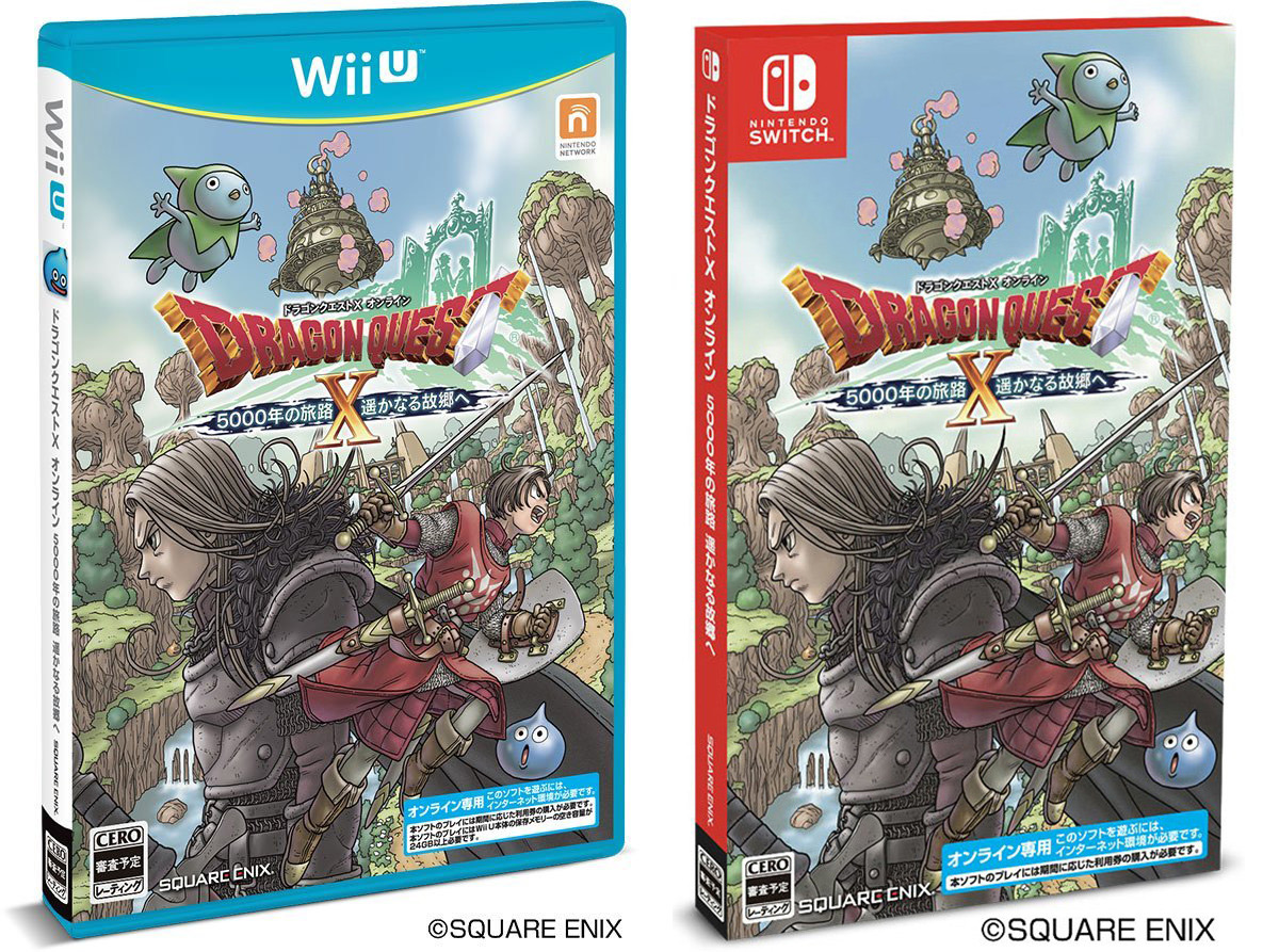 Dragon Quest X logs off the Wii this November [Update]
