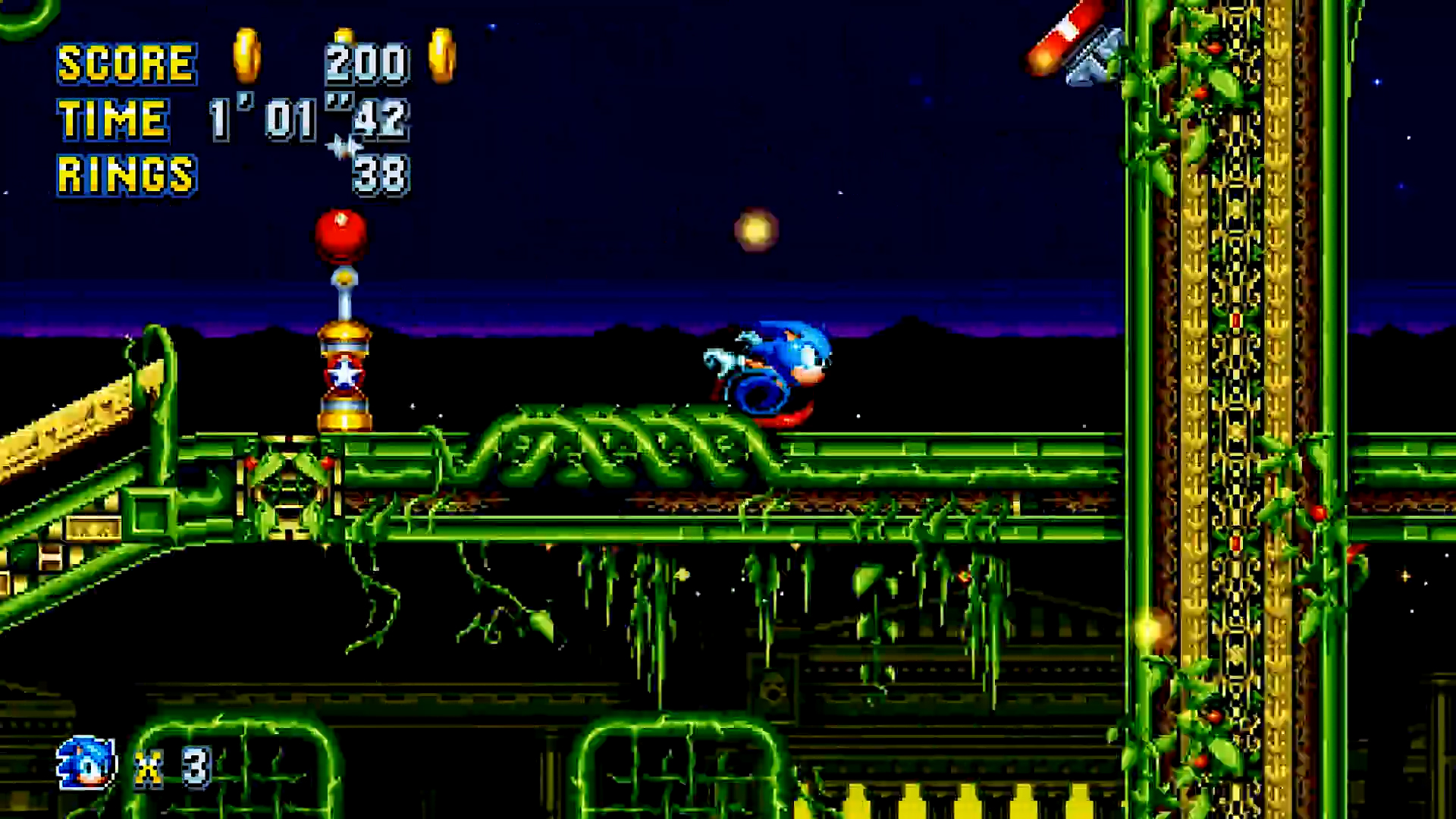 Review Sonic Mania