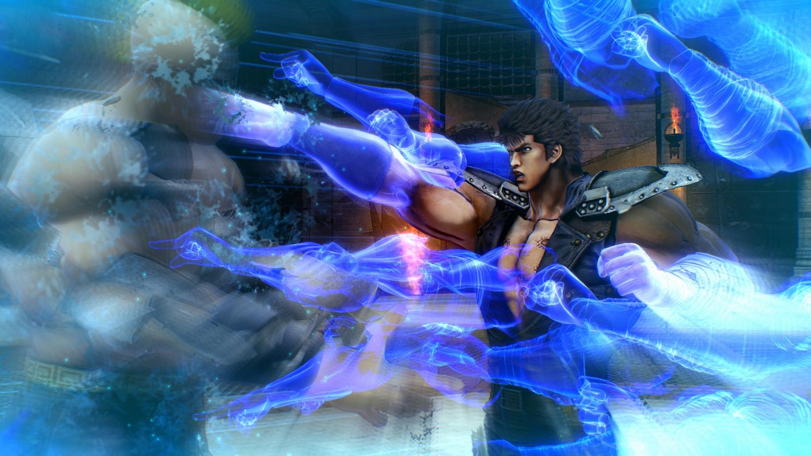 Yakuza team making Fist of the North Star action game screenshot