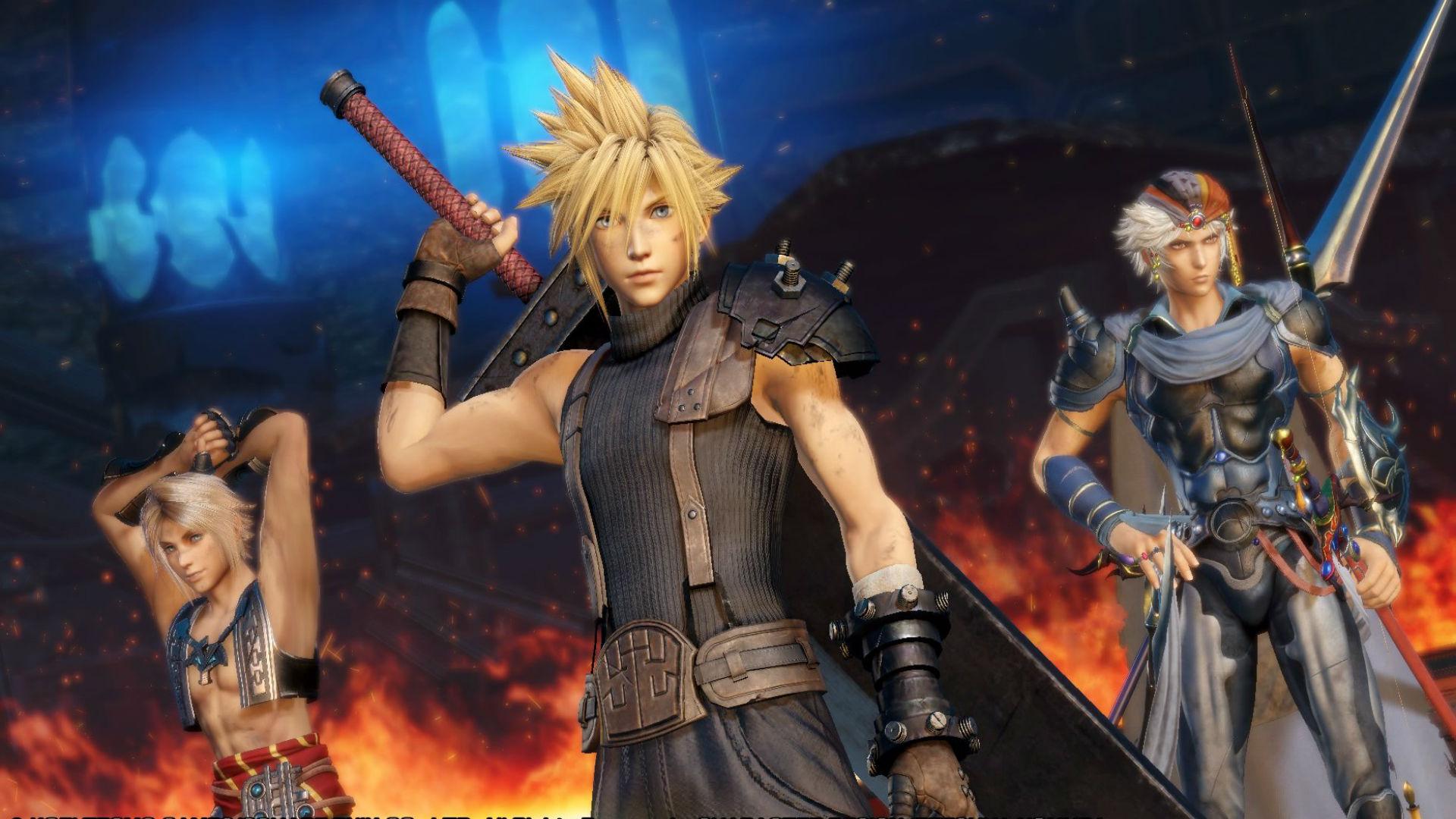 Dissidia Final Fantasy NT Review (PS4) | Push Square
