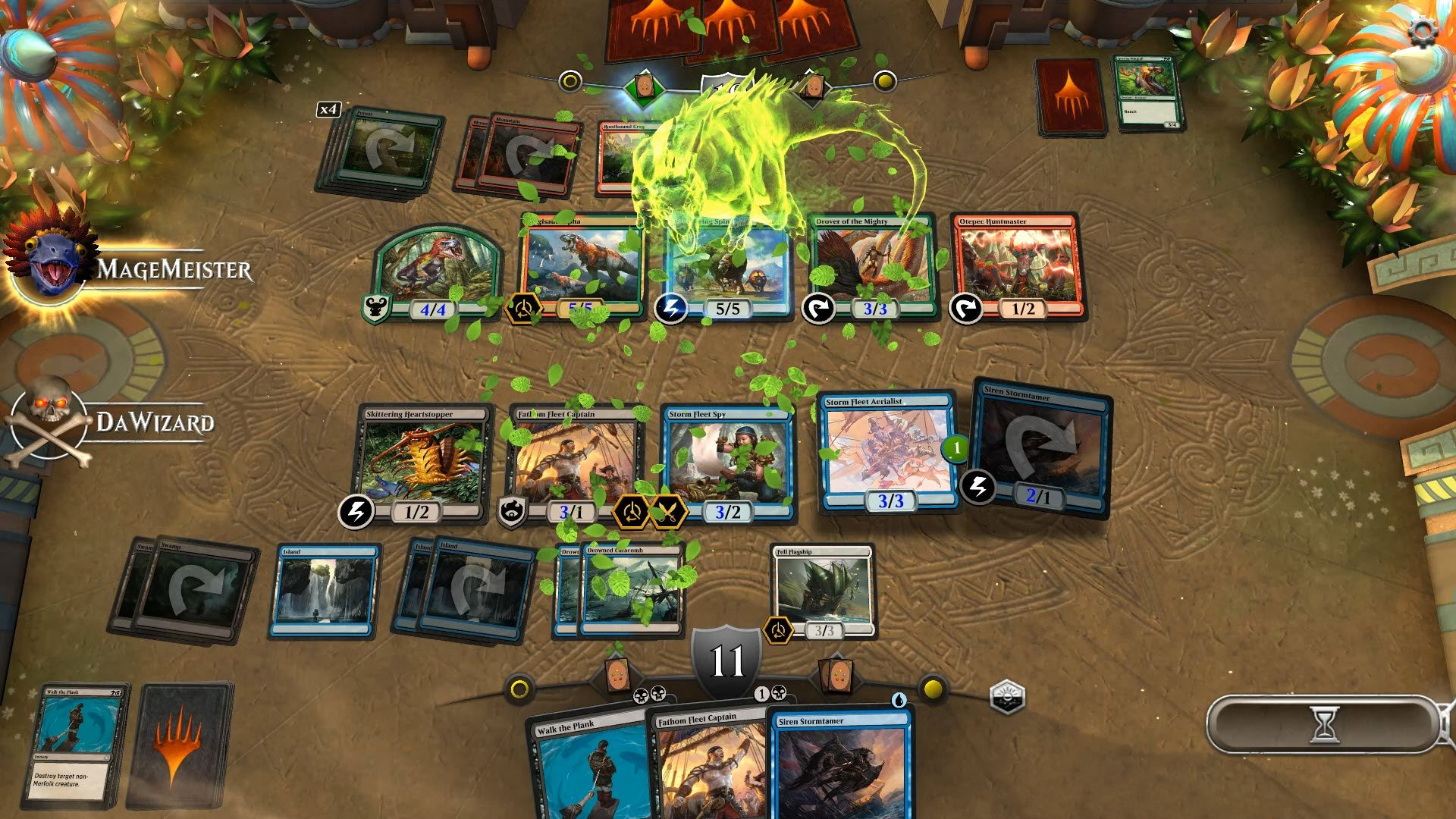 mtg arena how to play with friends