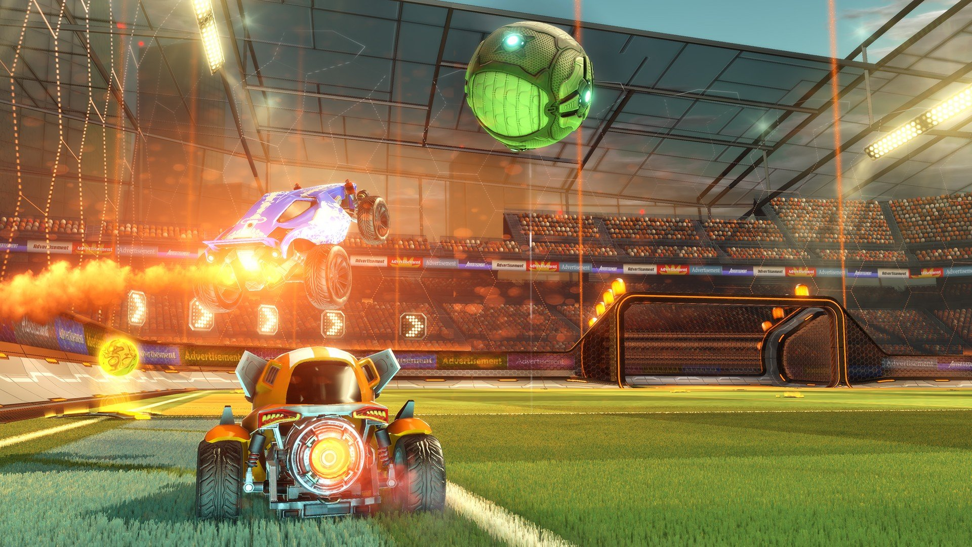 Rocket League How to Cross Play