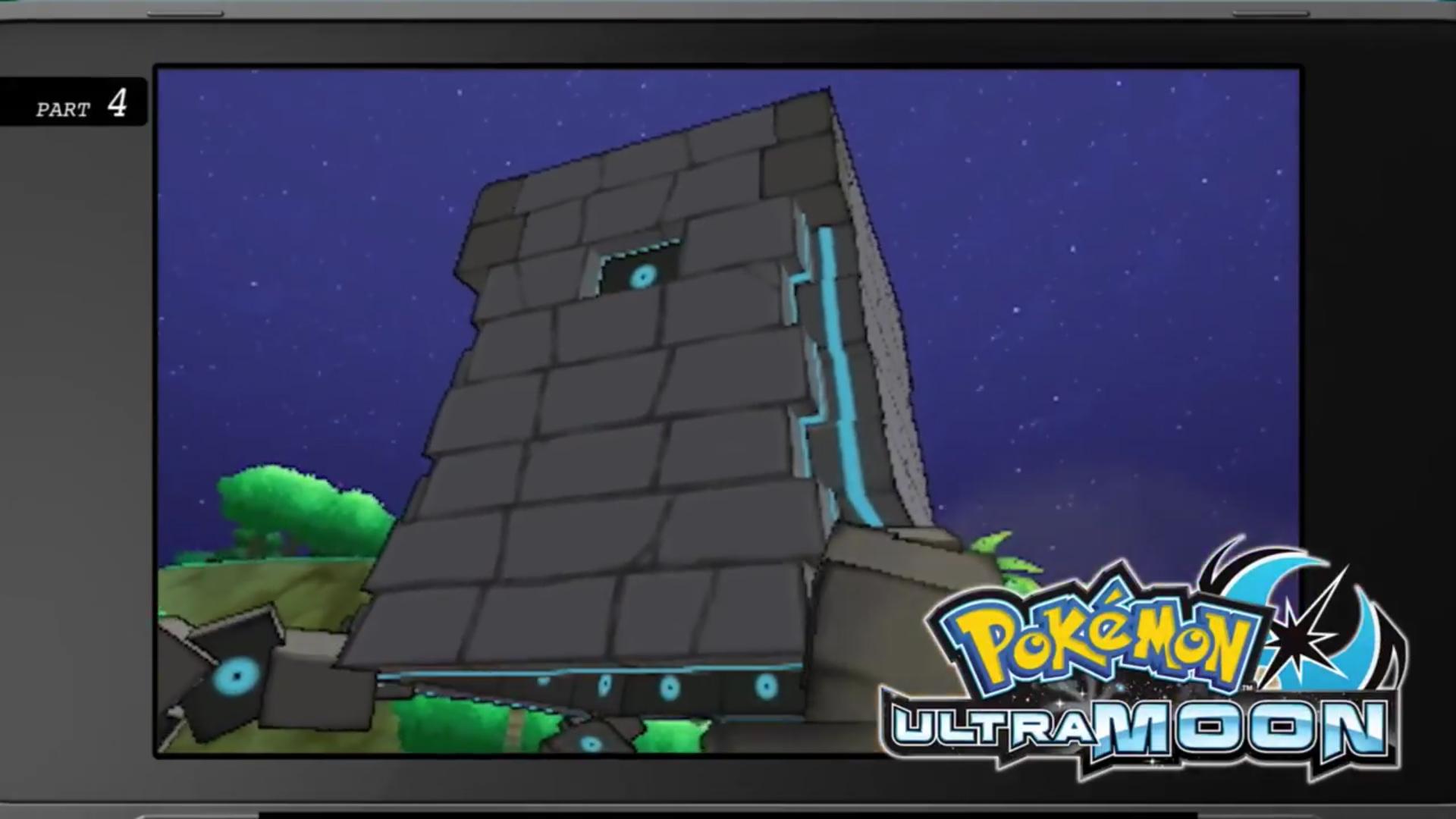 New Ultra Beasts in Pokémon Ultra Sun and Ultra Moon!
