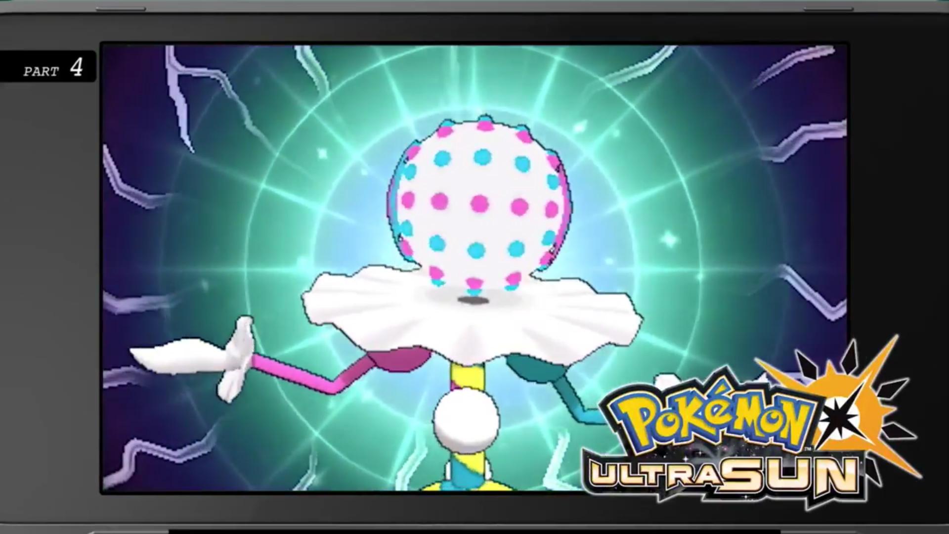 Nintendo Opens Latest Direct With Pokemon UltraSun/UltraMoon