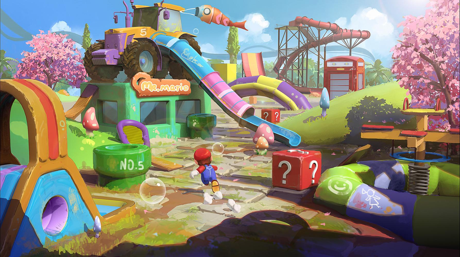 SuperMarioPlay.com - play the original Super Mario Bros ...