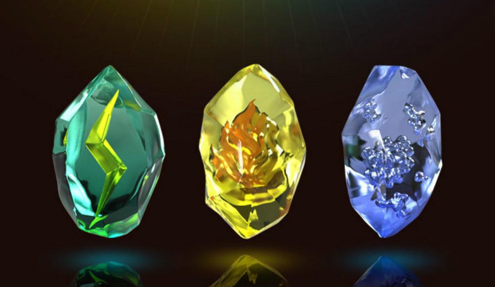 These Pokemon Evolutionary Stone Replicas Put The Recent