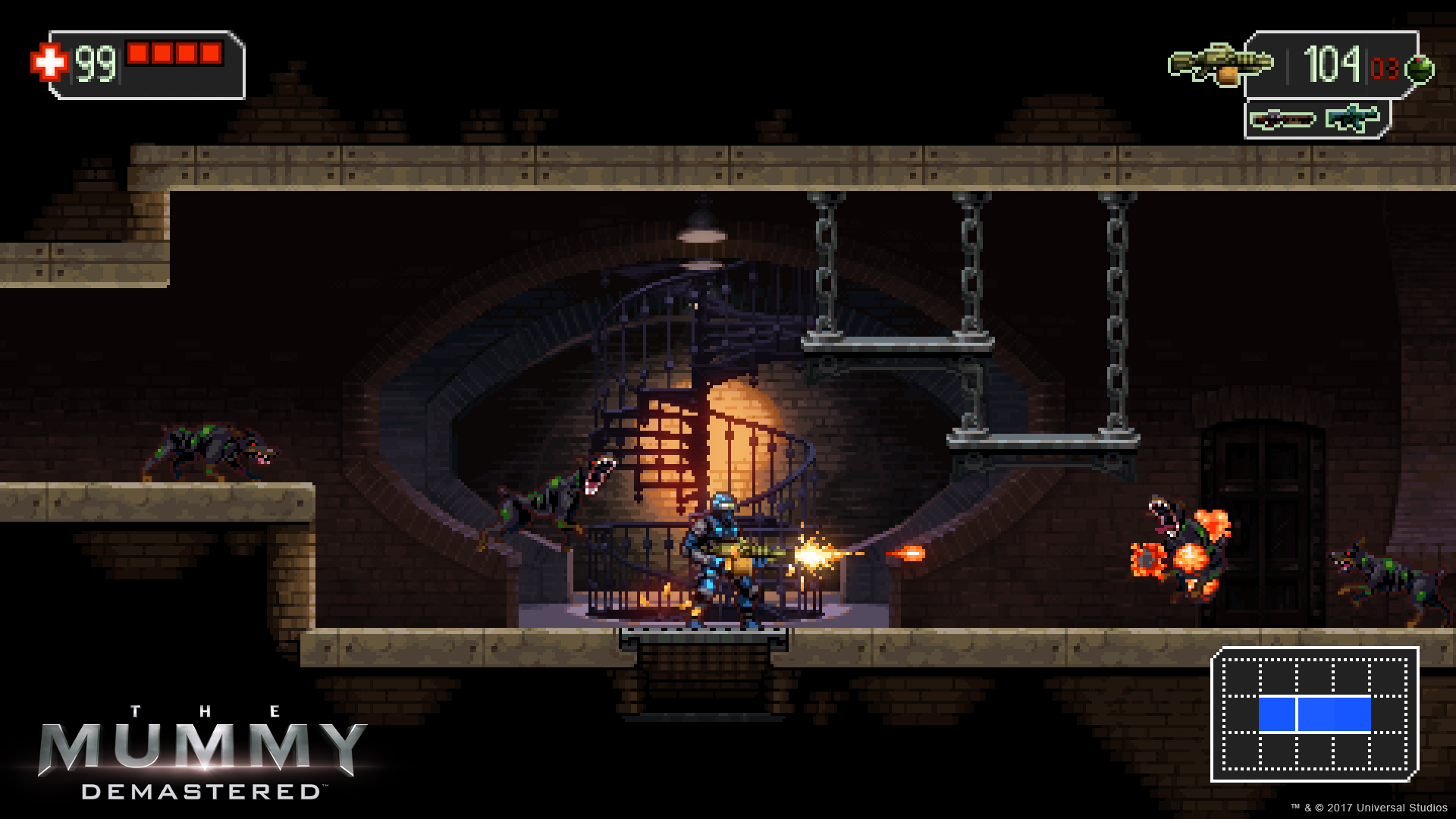 The Mummy Demastered review