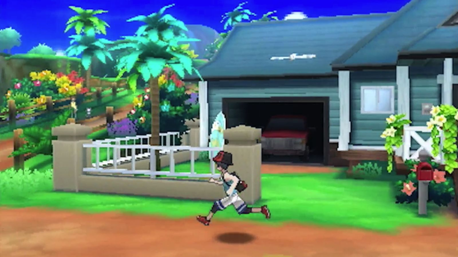 Resultado de imagen de pokemon ultra moon 3ds play