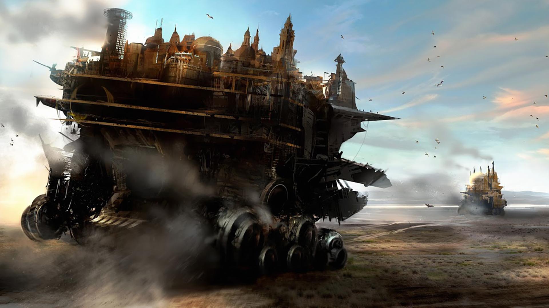mortal engine