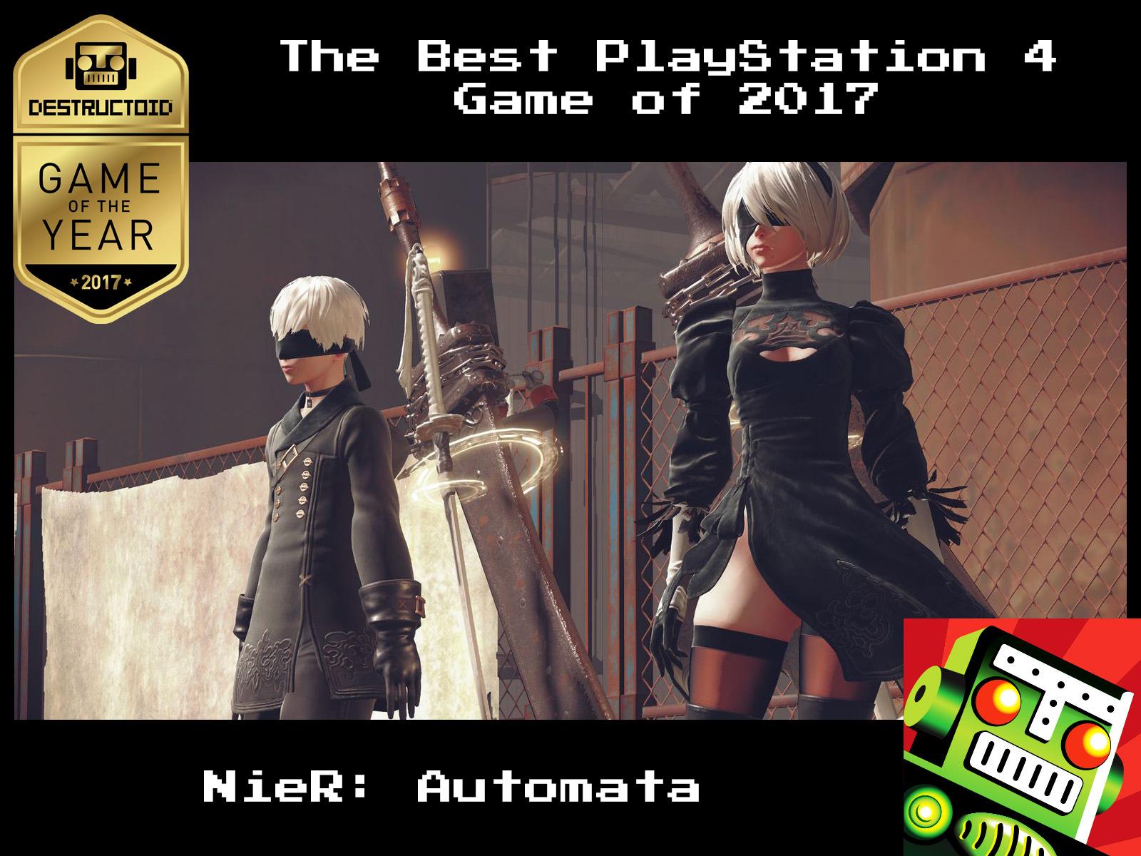 Noscale Destructoids Award  Ps Game
