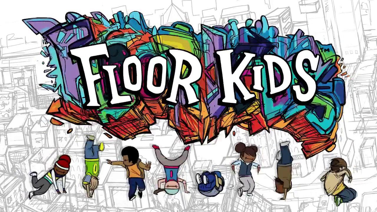 review floor kids
