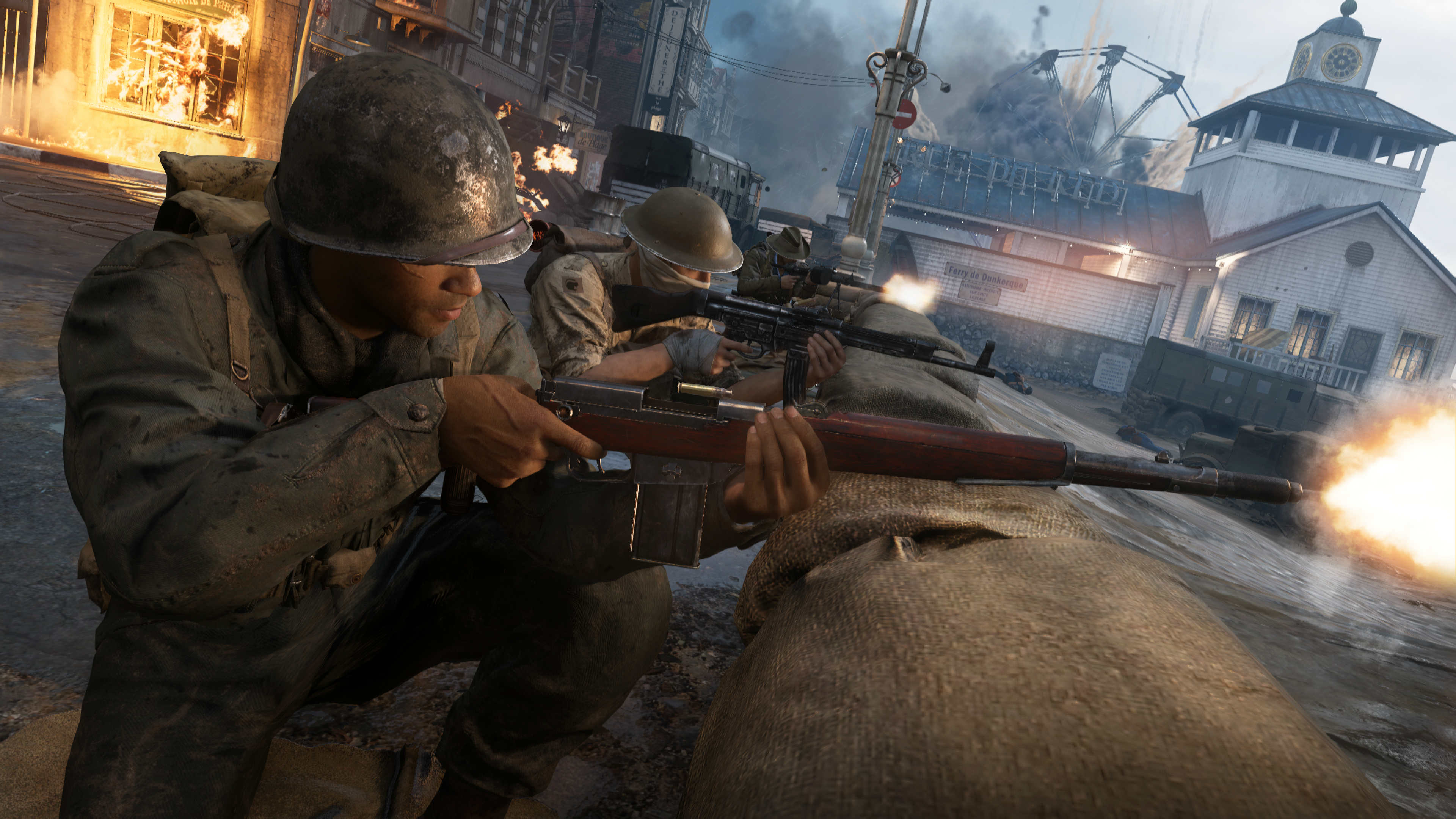 Call of Duty: WWII: The War Machine review