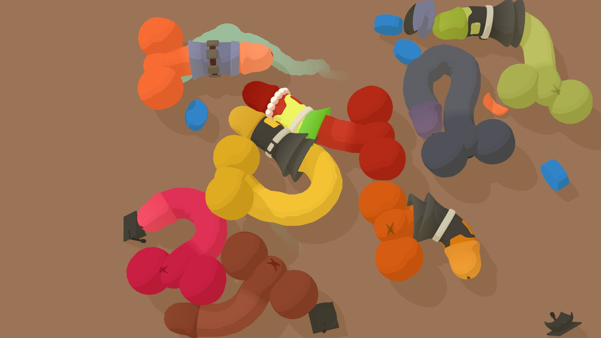 Genital Jousting review