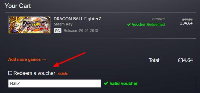 Dragon ball fighterz redeem code xbox one