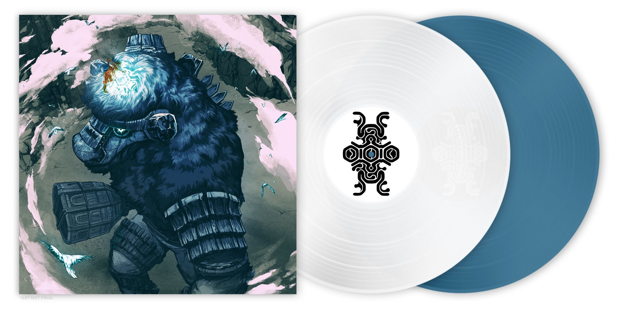 This Shadow Of The Colossus Vinyl Is A Sight To Behold