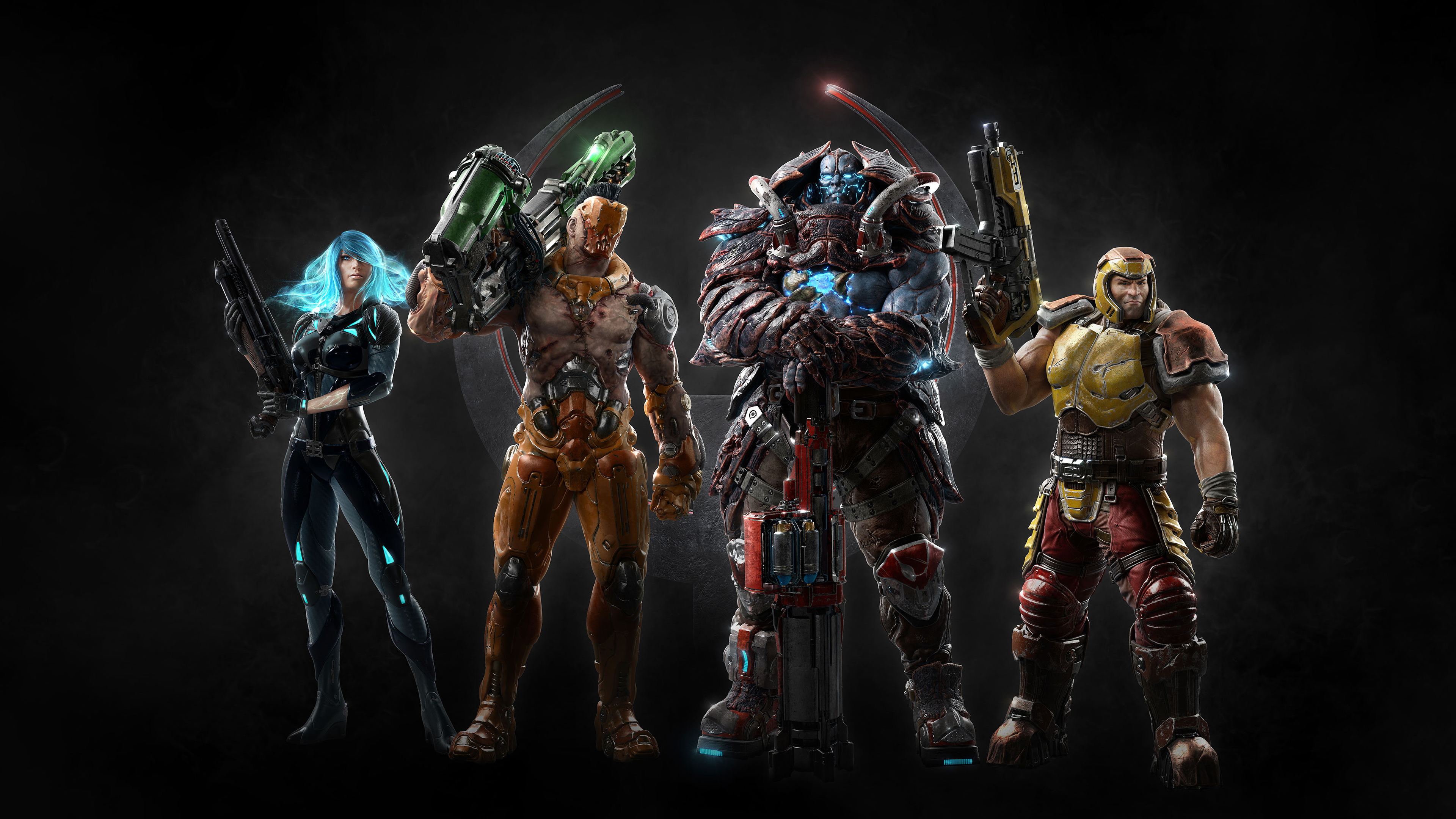 how to get a champion pack quake champions
