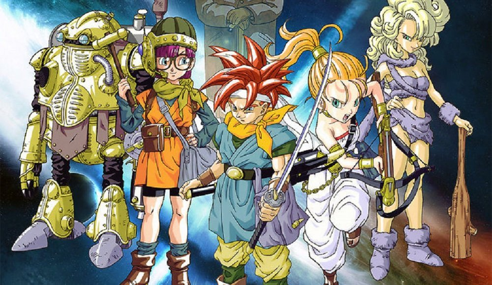 Im Finally Playing Chrono Trigger for the First Time, and