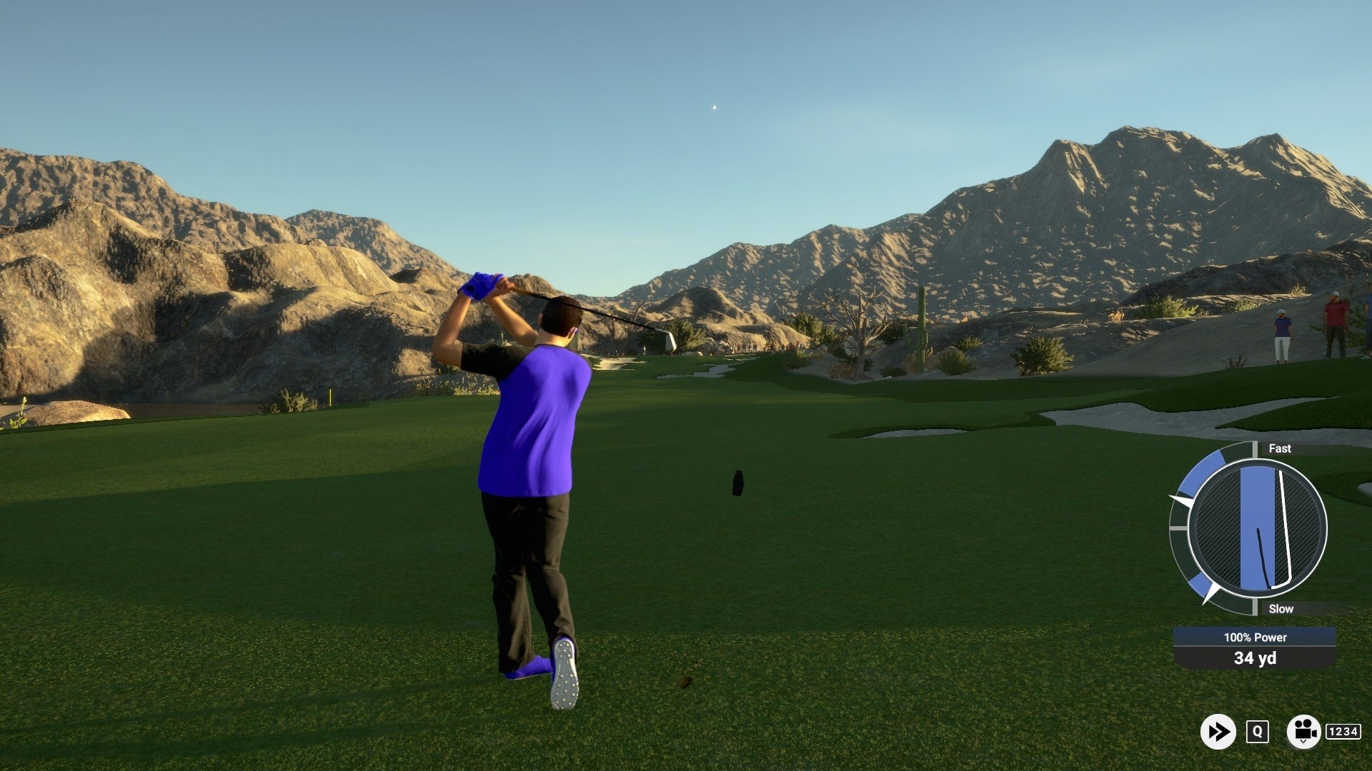 The Golf Club 2019 Swing