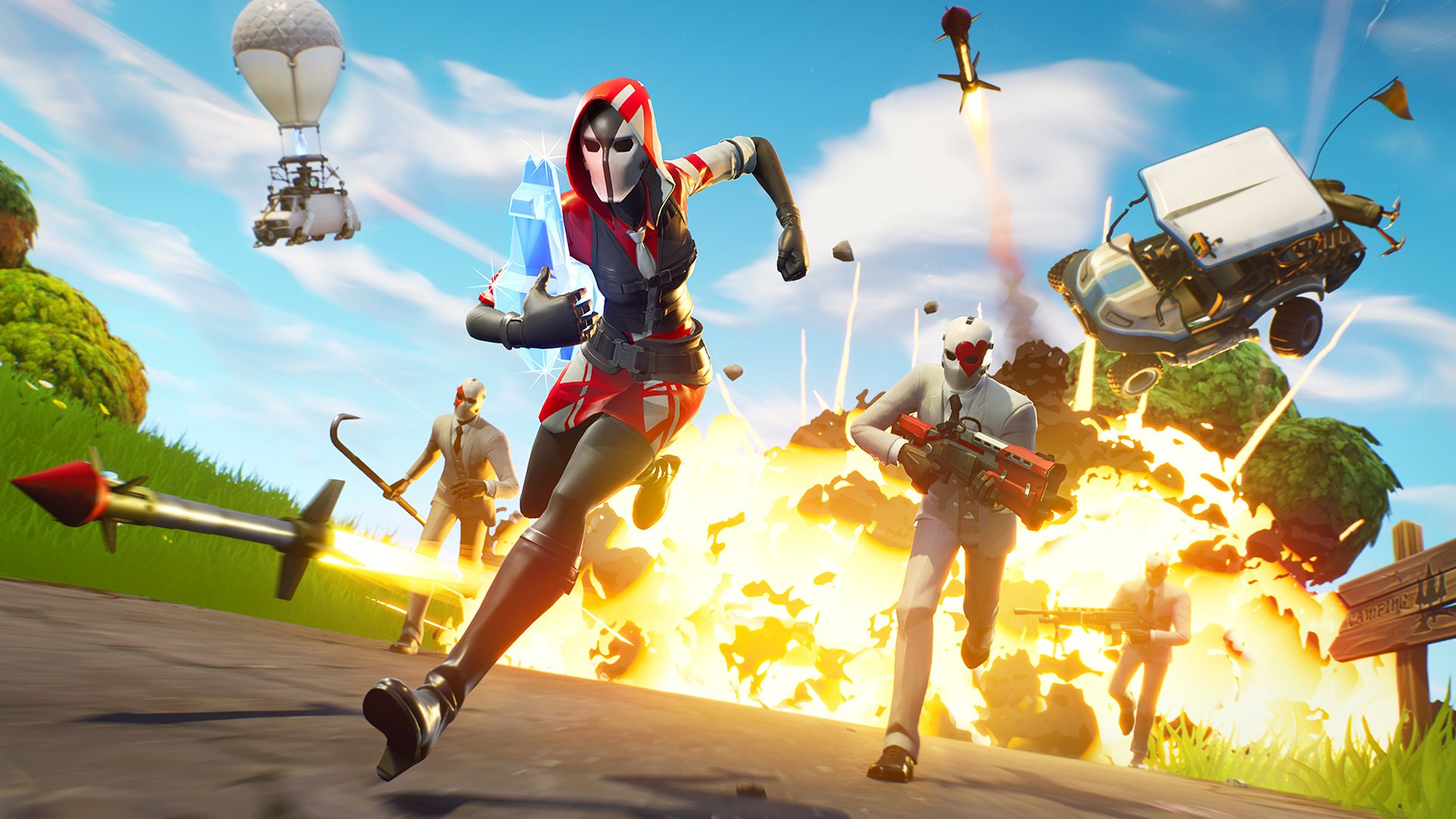 Fortnite will offer a PS4 unlink feature and account merging