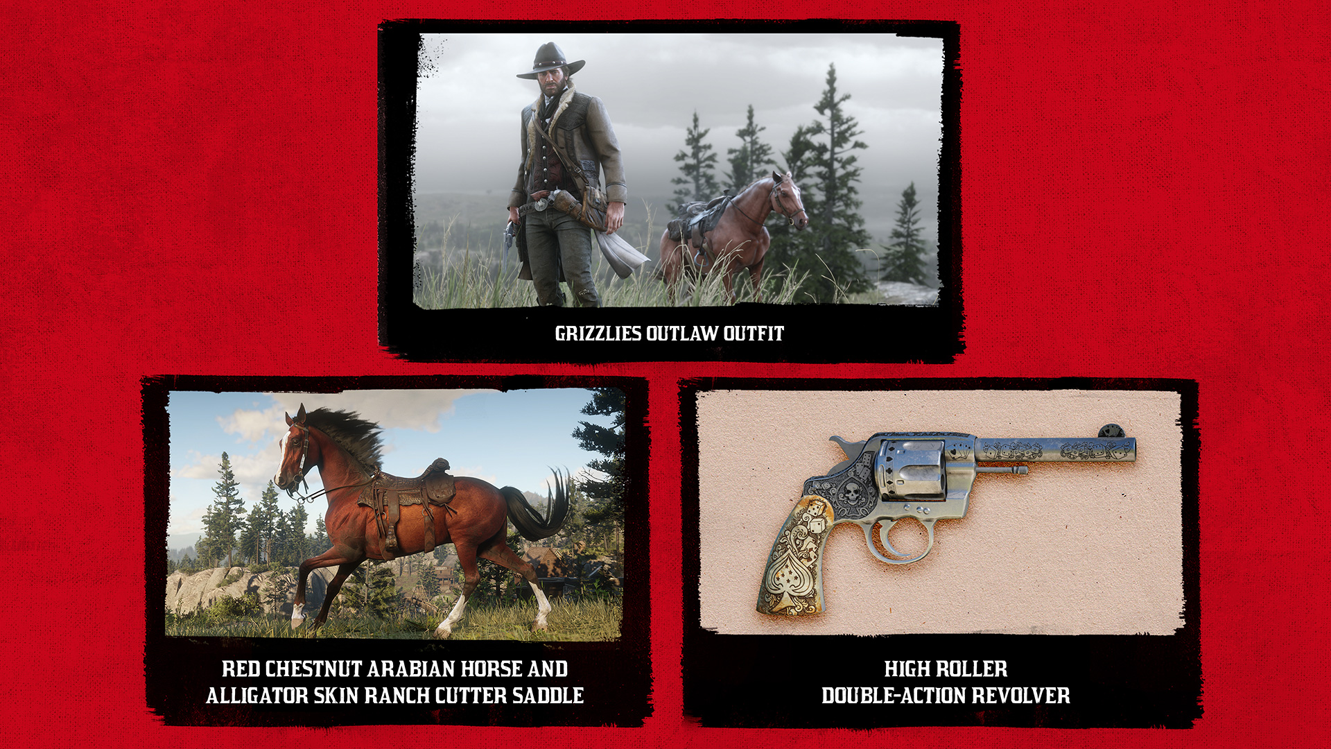 The PS4 exclusive content for Red Dead Redemption 2