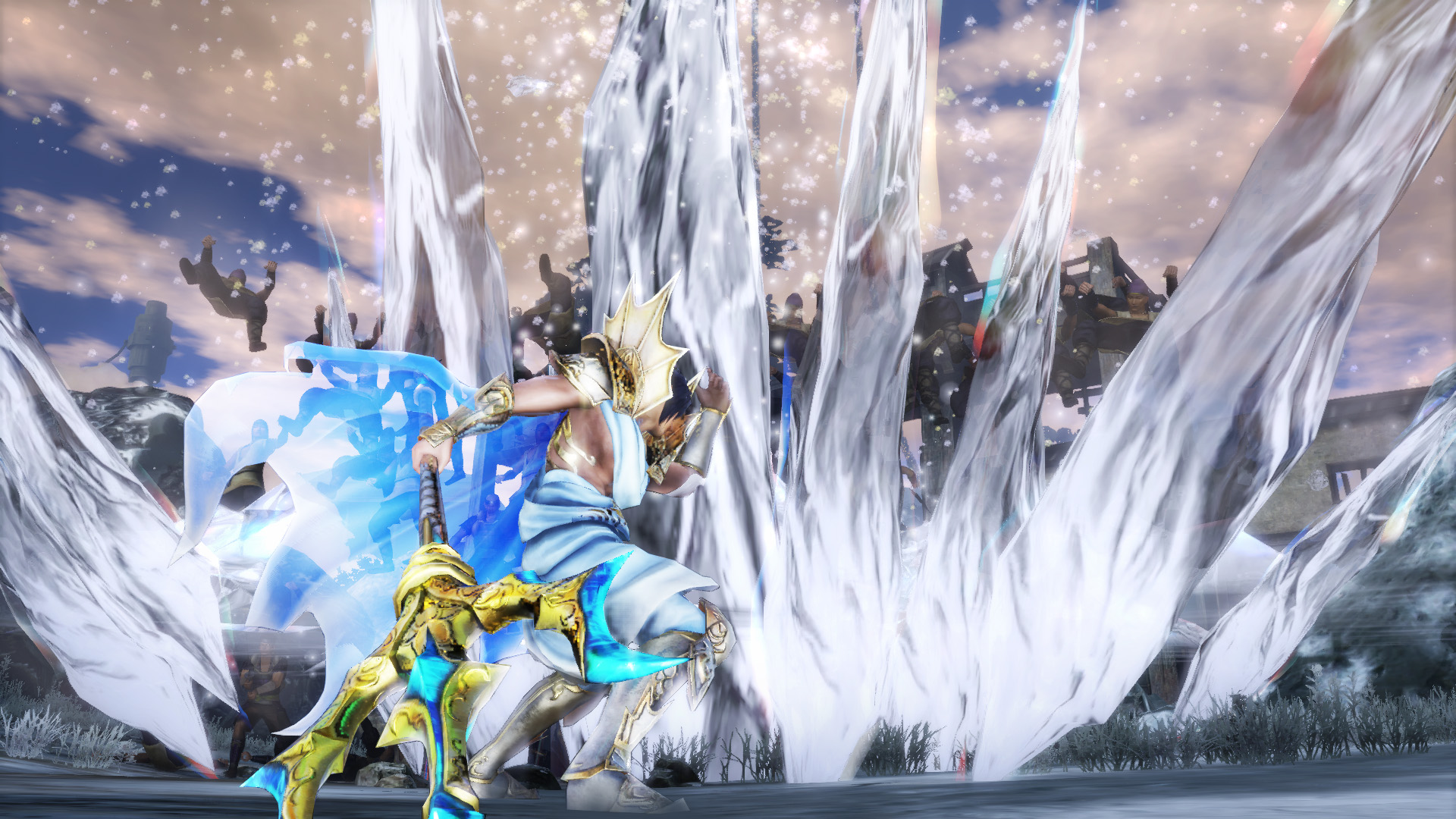 Magic makes for one wild ride in Warriors Orochi 4