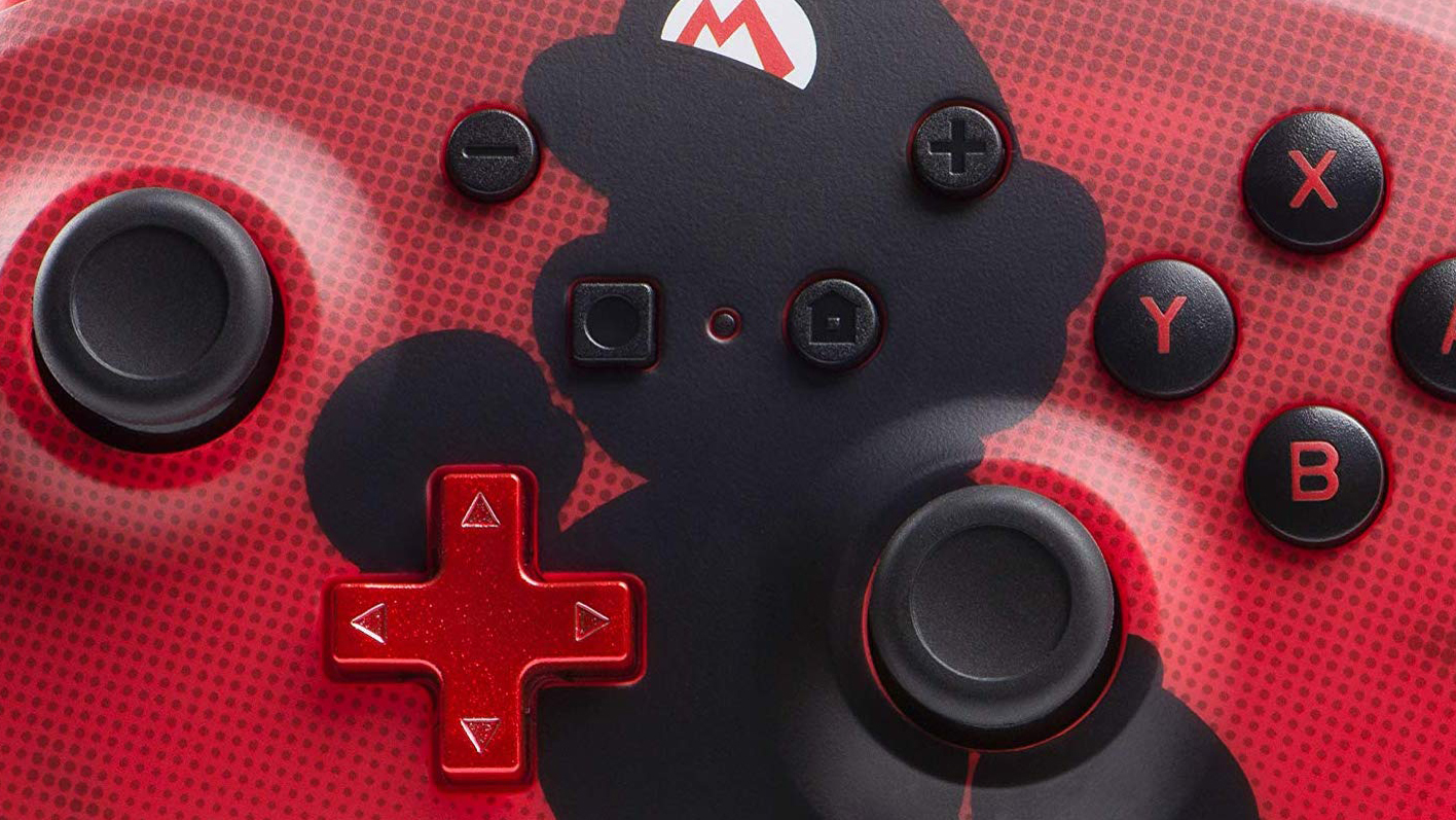 Review Powera Enhanced Wireless Controller For Switch