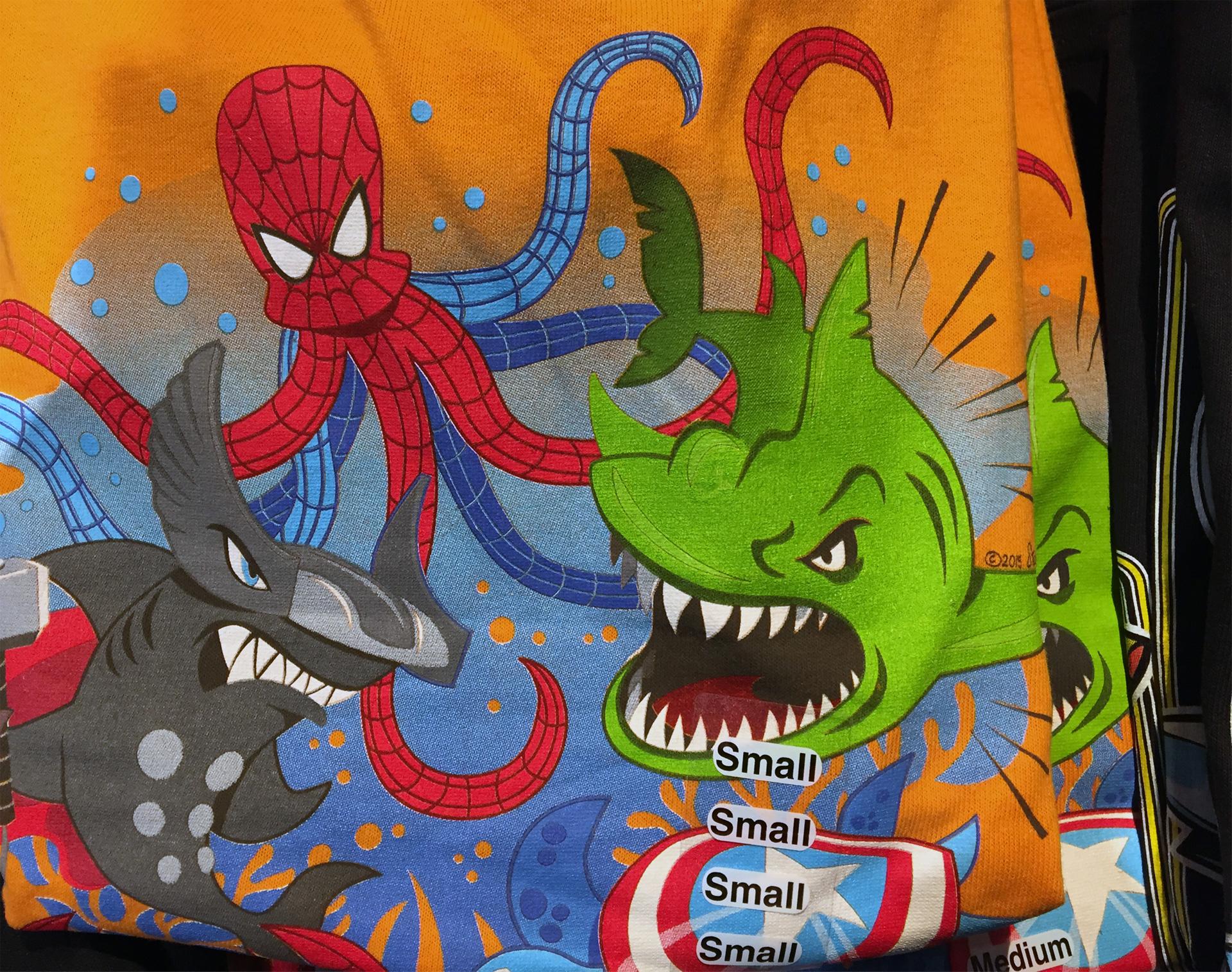 "Spider-Man se imaginó como un pulpo ""width ="" 1920 ""height ="" 1514"