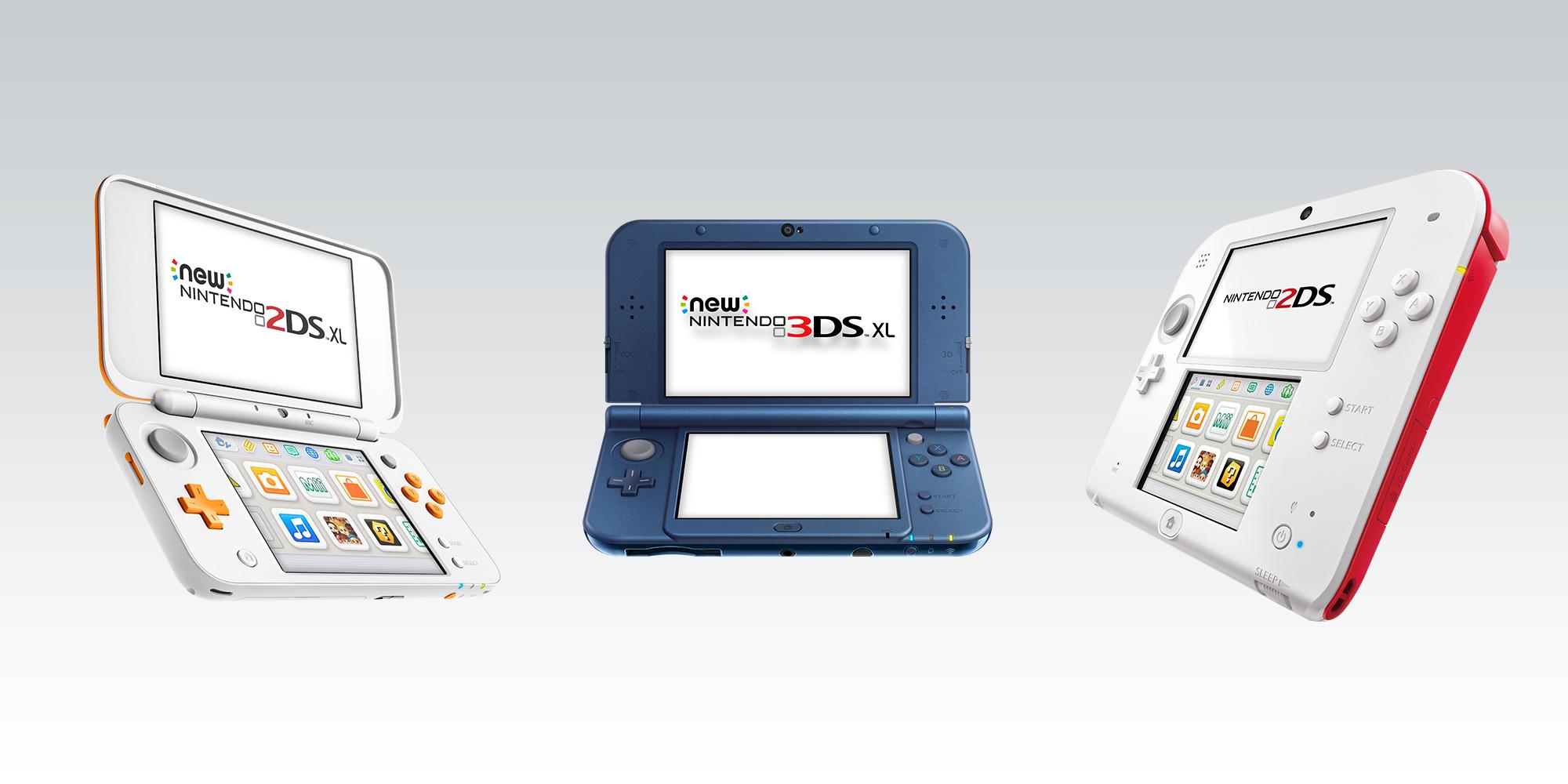 Nintendo 3DS New Releases