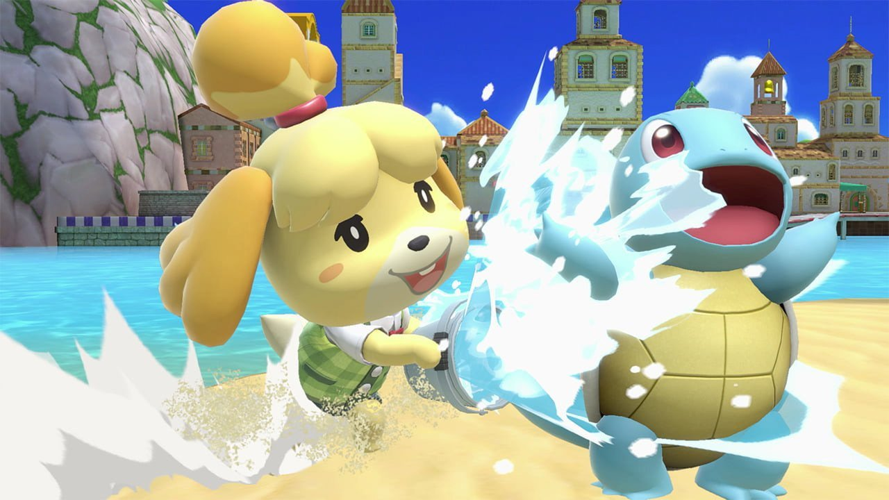 Isabelle's cameo in Super Smash Bros. Ultimate isn't making the wait for Animal Crossing Switch any easier