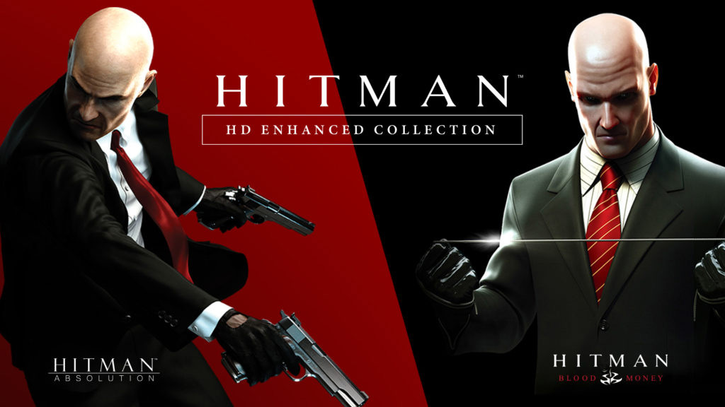 Hitman HD Enhanced Collection remasters Absolution and Blood Money
