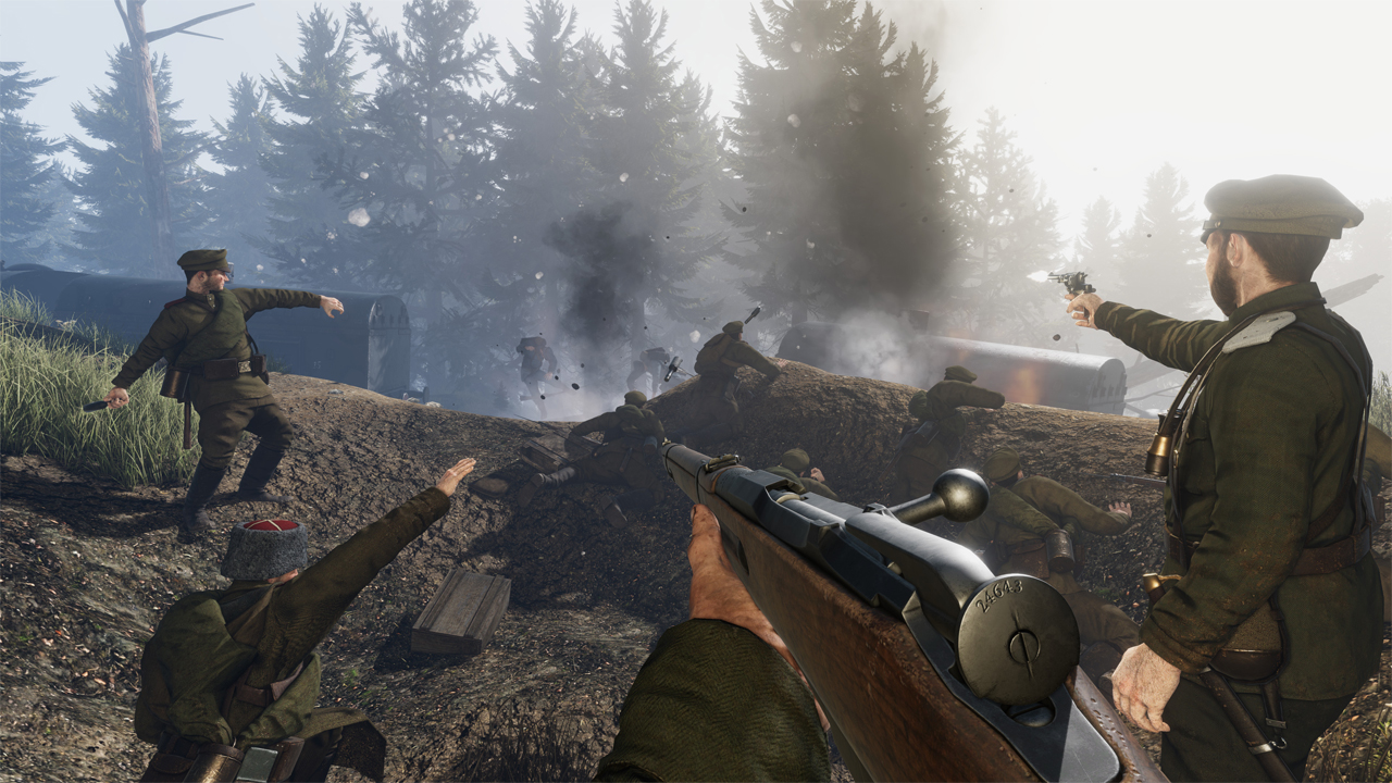 Tannenberg review