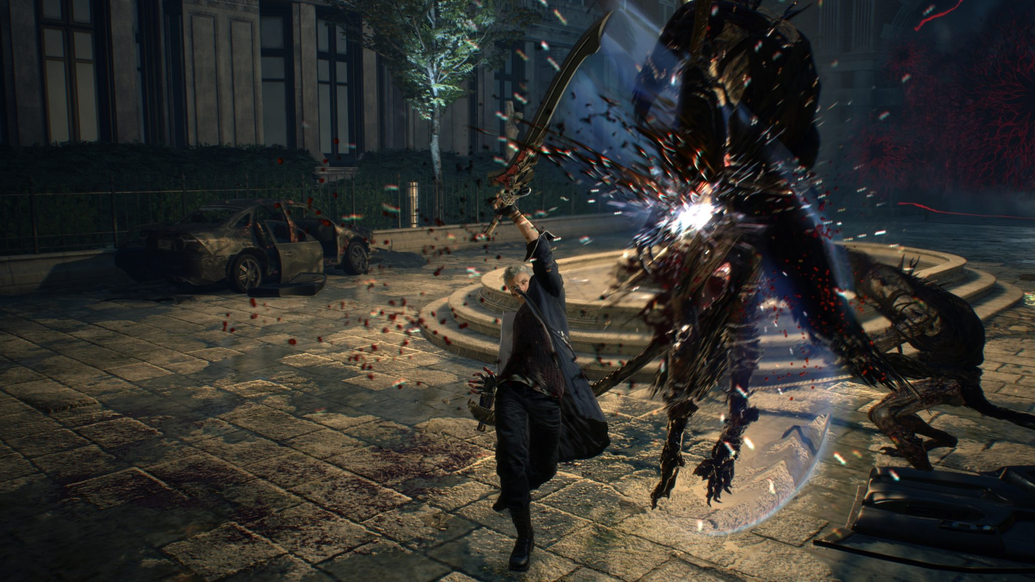 Refreshingly, there are no major DLC plans for Devil May Cry 5 outside of one big free update screenshot