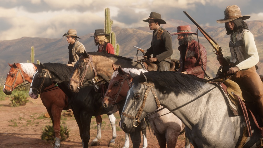 Red Dead Online Beta update brings new gear, challenges, modes, emotes and more screenshot