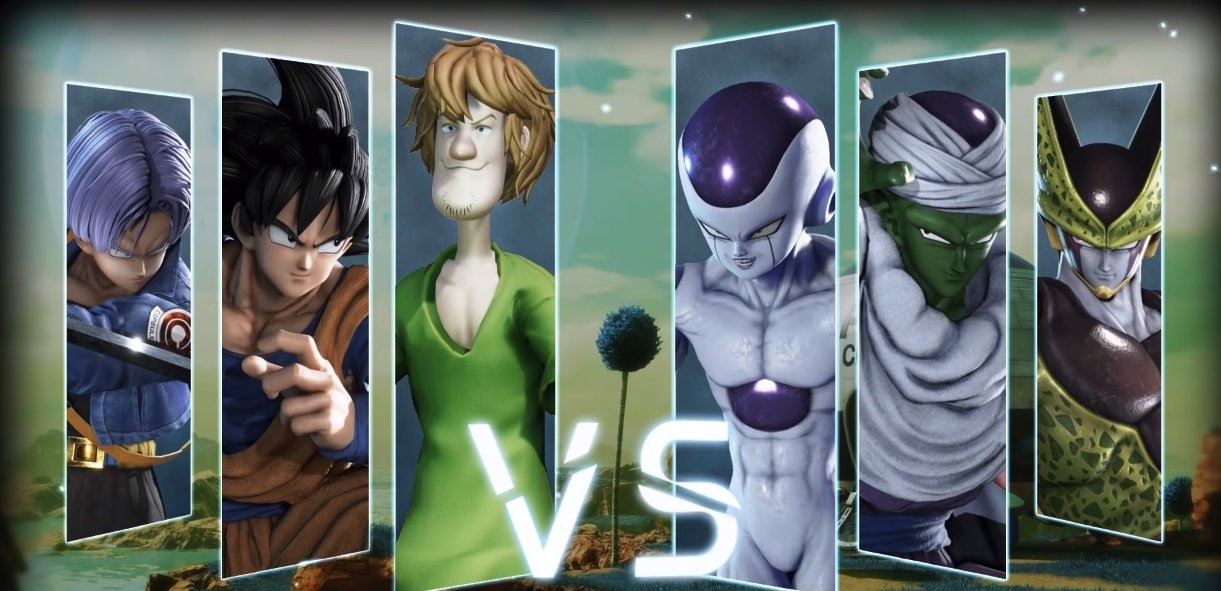 Zoinks! Scooby-Doo's Shaggy made it into a fighting game after all screenshot