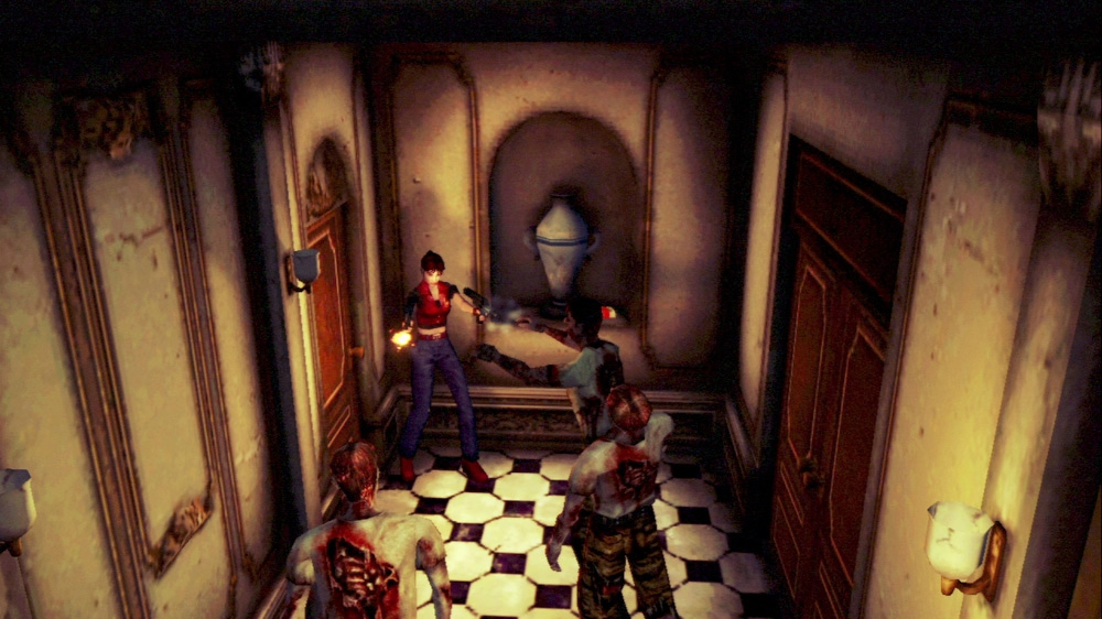 You can now revisit Resident Evil Code: Veronica X and Lost Planet on Xbox One screenshot