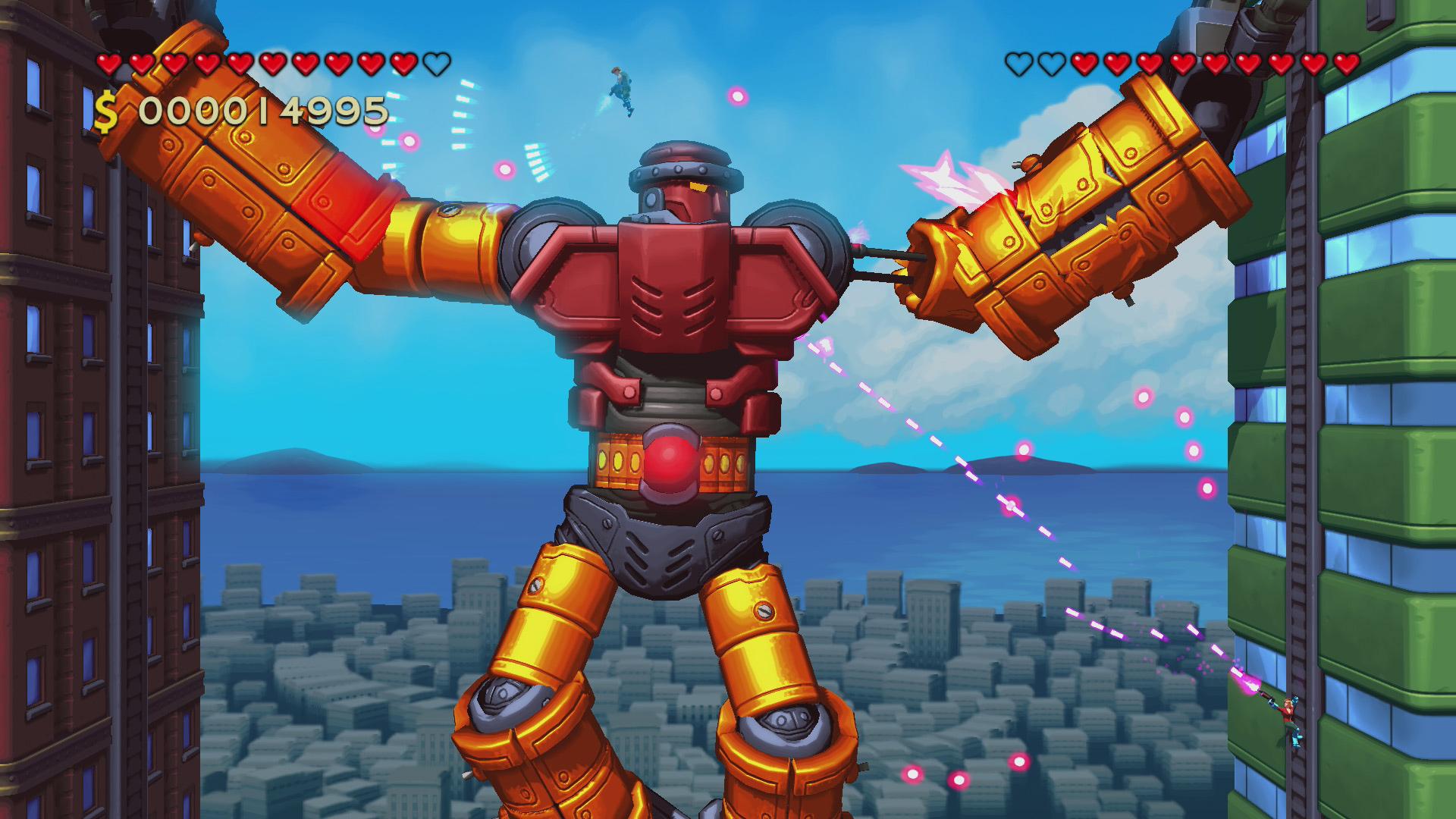 Gunman Clive creator's new game is a boss-rush run-and-gun for Switch screenshot