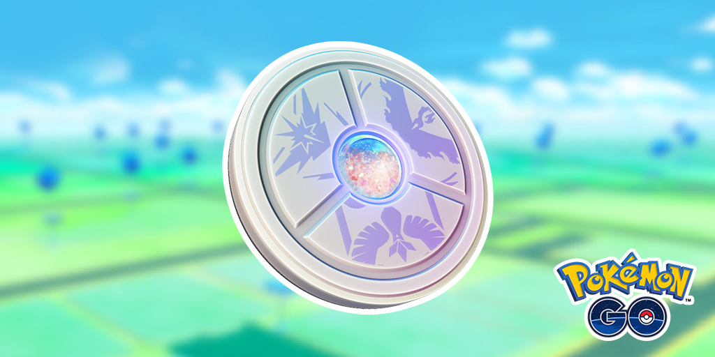 The Team Medallion will cost 1,000 PokeCoins or about $10, give or take