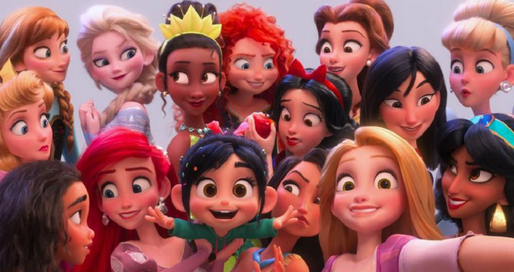 Contest: Win a Blu-ray copy of Ralph Breaks the Internet