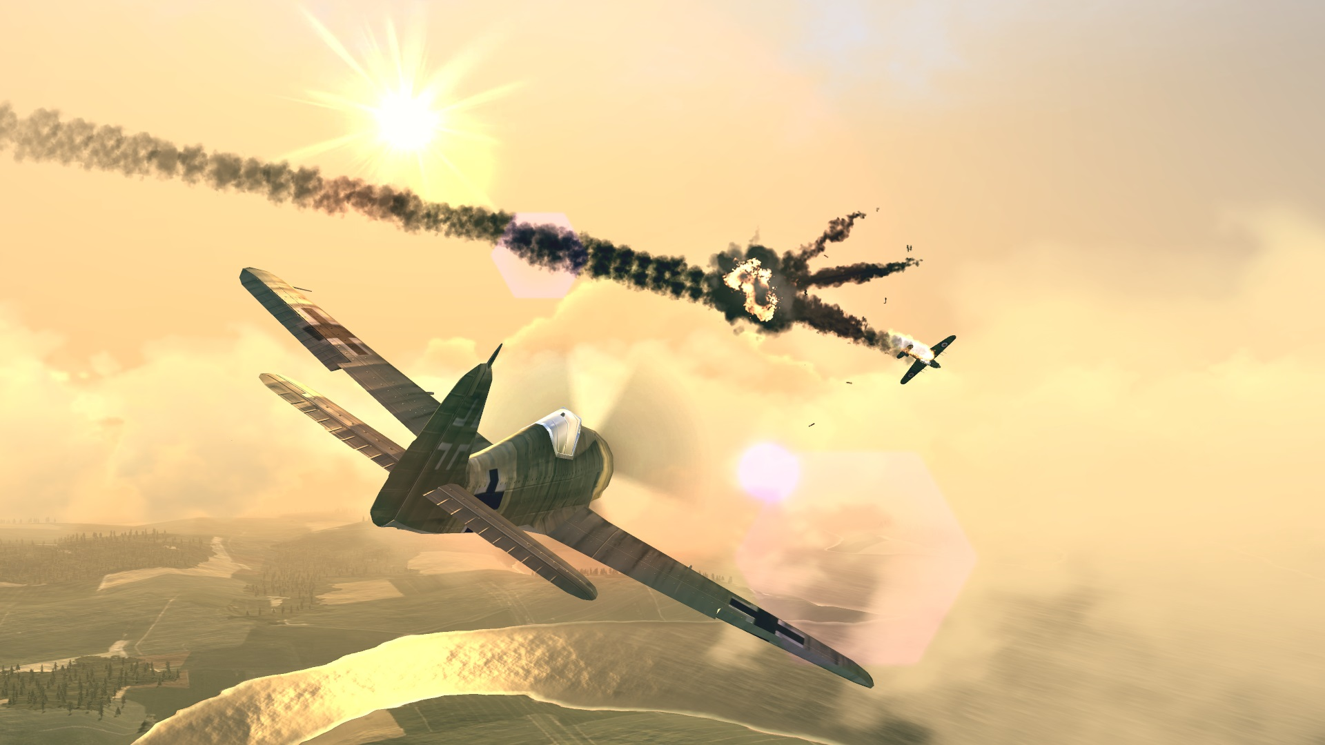 Contest: Win Warplanes: WW2 Dogfight for Switch screenshot