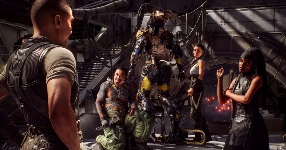 Anthem gets content roadmap for its first season of updates screenshot