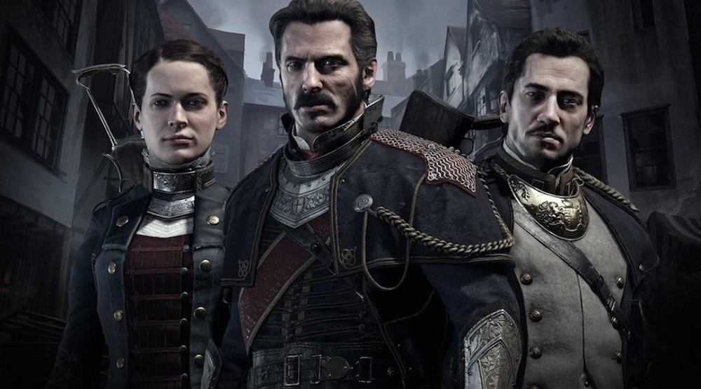Can y'all believe it's already been four years since The Order: 1886? screenshot