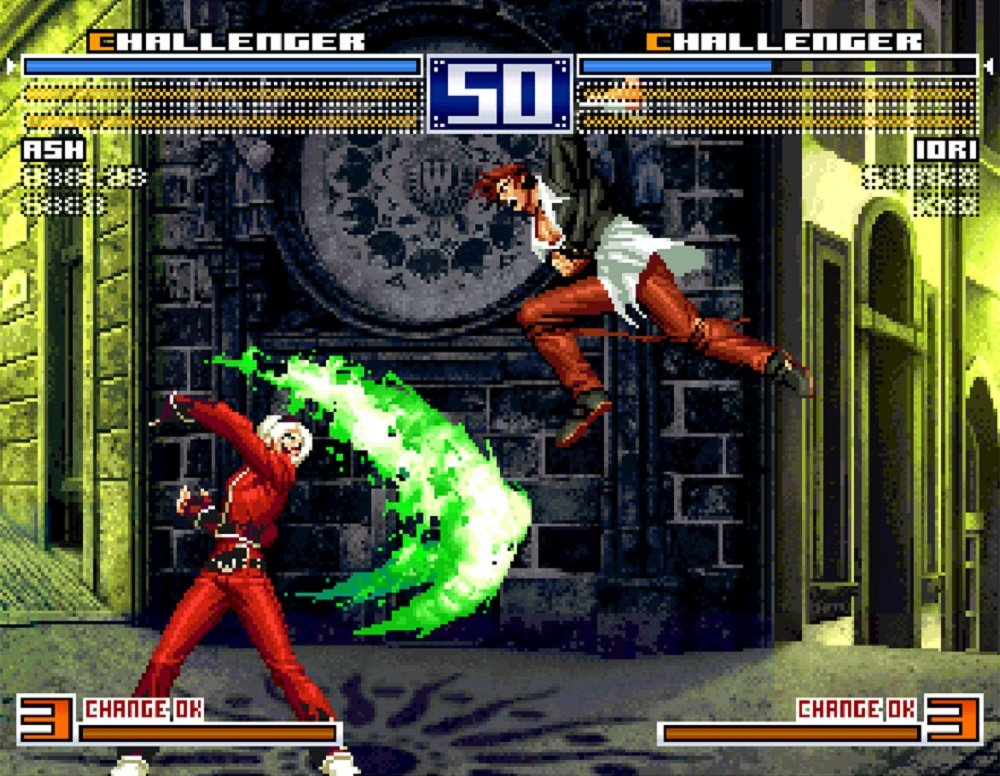 Snk S Exciting King Of Fighters 2003 Available On Ps4 Xbox One And Switch Mark of the wolves, the last chapter in the fatal fury series. snk s exciting king of fighters 2003