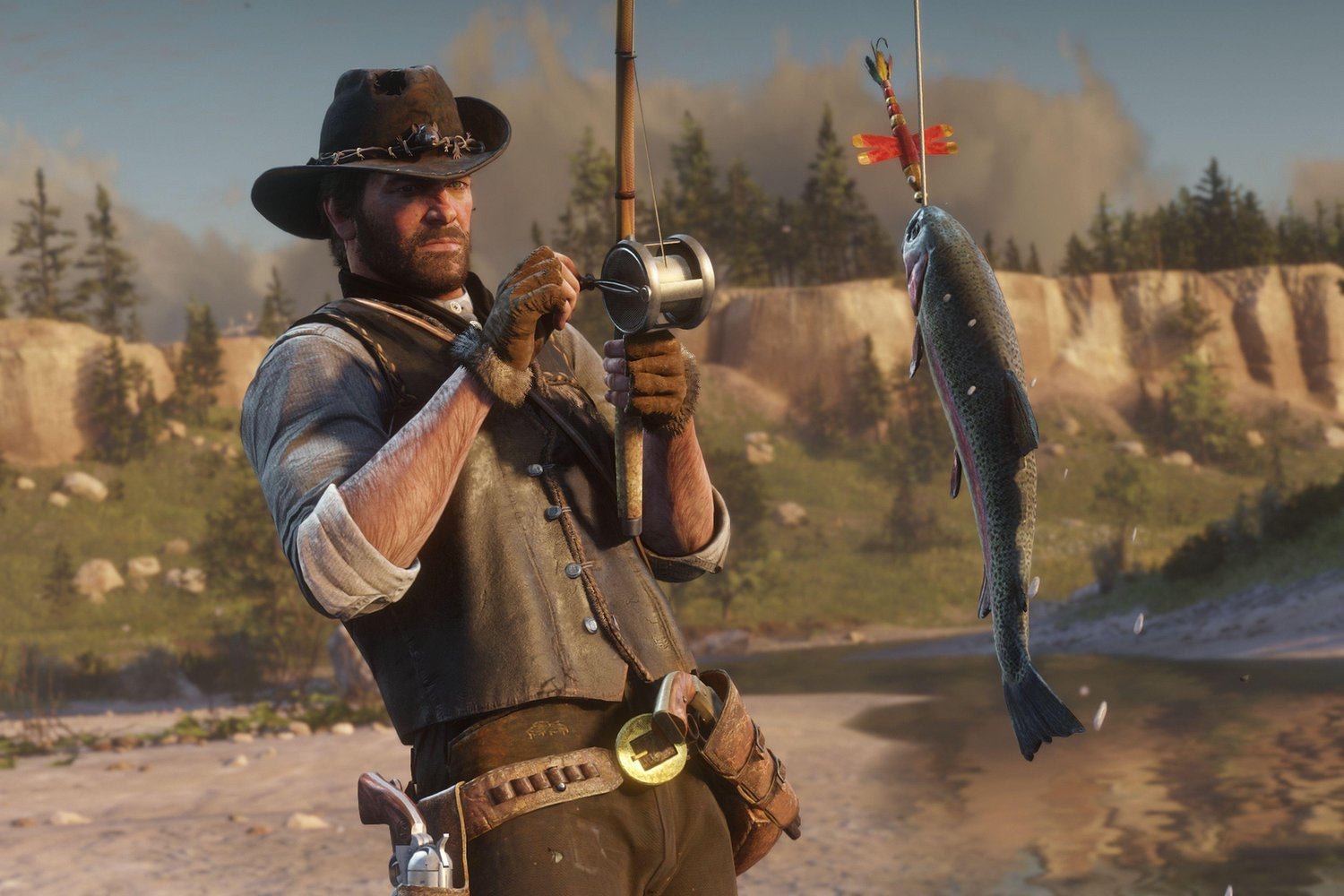 Rockstar says it's finally releasing the Red Dead Redemption 2 soundtrack 'this spring' screenshot